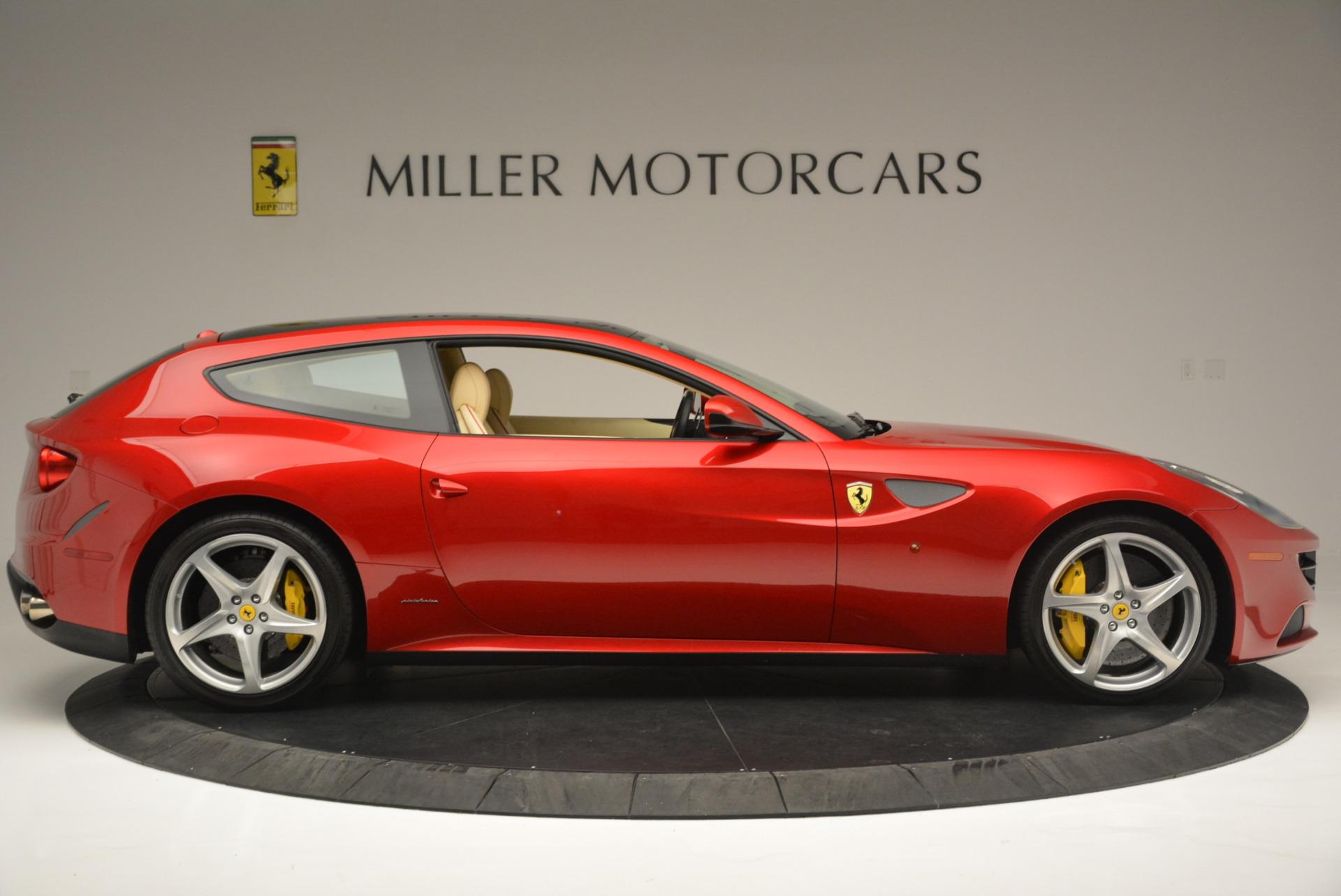 Used 2014 Ferrari FF  For Sale In Greenwich, CT. Alfa Romeo of Greenwich, F1908A 2428_p9
