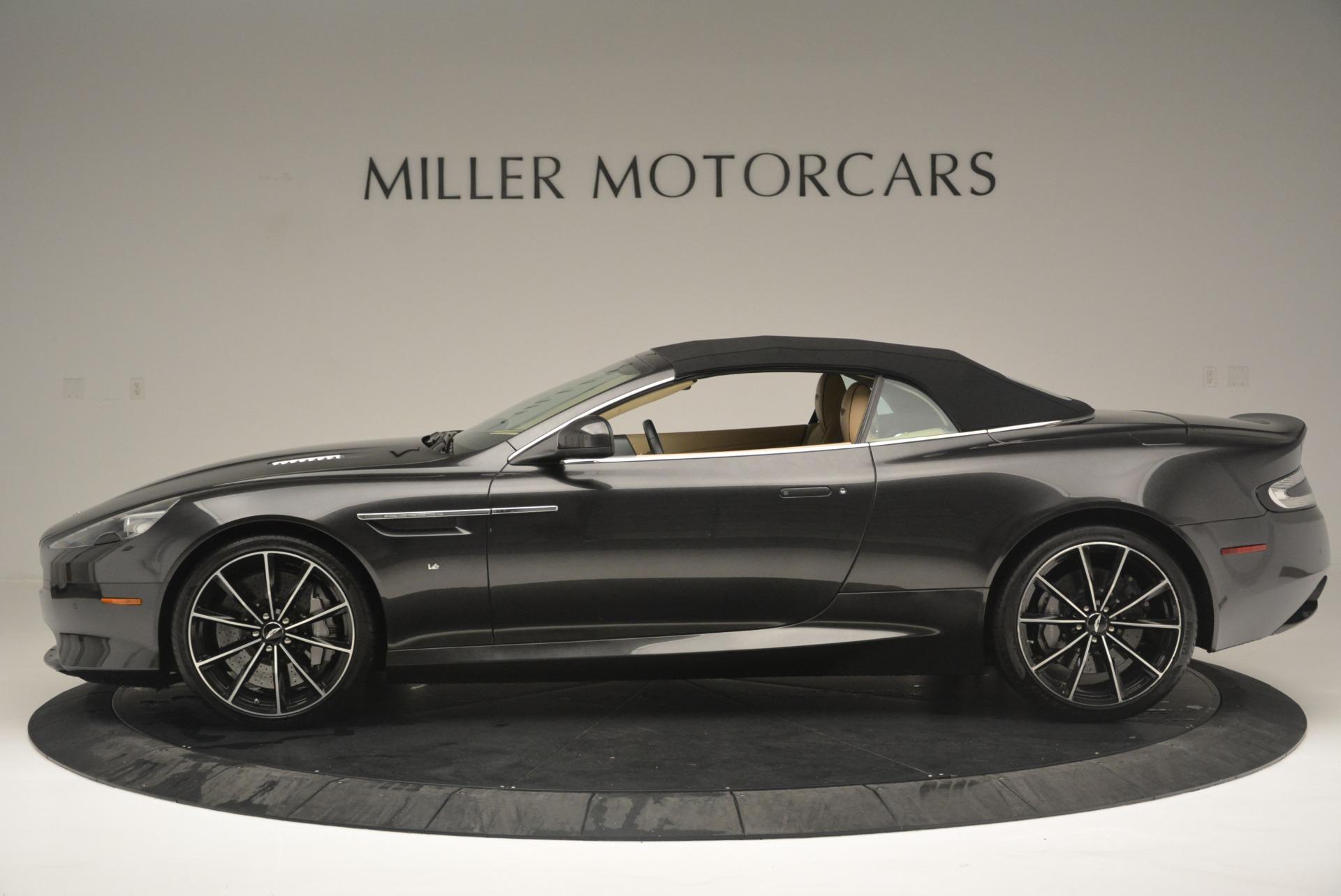 Used 2016 Aston Martin DB9 GT Volante For Sale In Greenwich, CT. Alfa Romeo of Greenwich, 7401 2429_p15