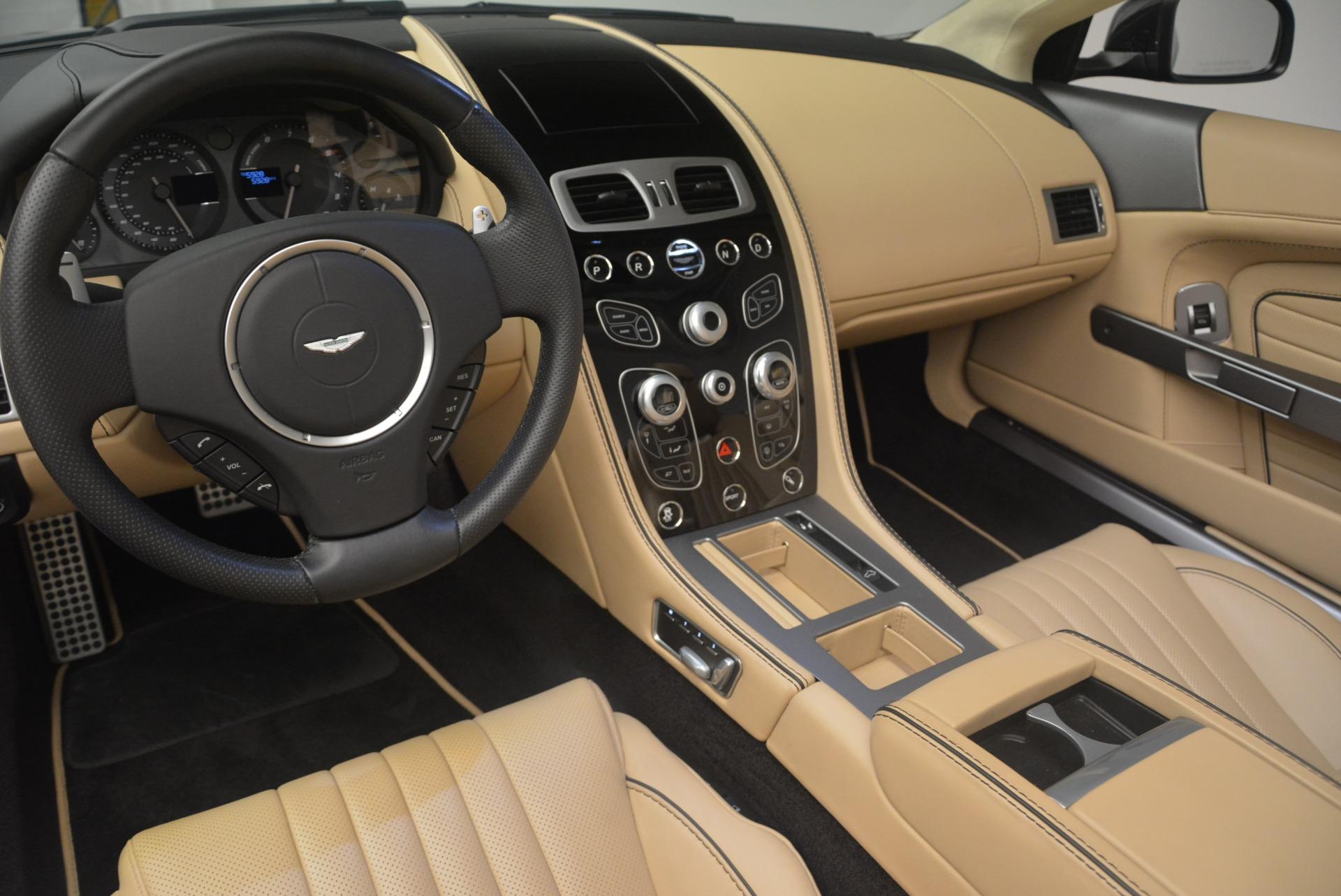 Used 2016 Aston Martin DB9 GT Volante For Sale In Greenwich, CT. Alfa Romeo of Greenwich, 7401 2429_p25