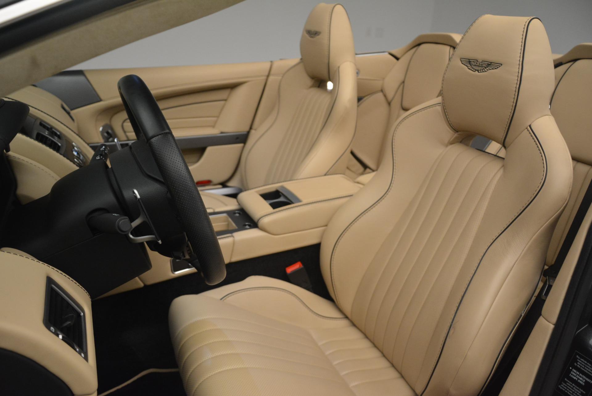 Used 2016 Aston Martin DB9 GT Volante For Sale In Greenwich, CT. Alfa Romeo of Greenwich, 7401 2429_p26