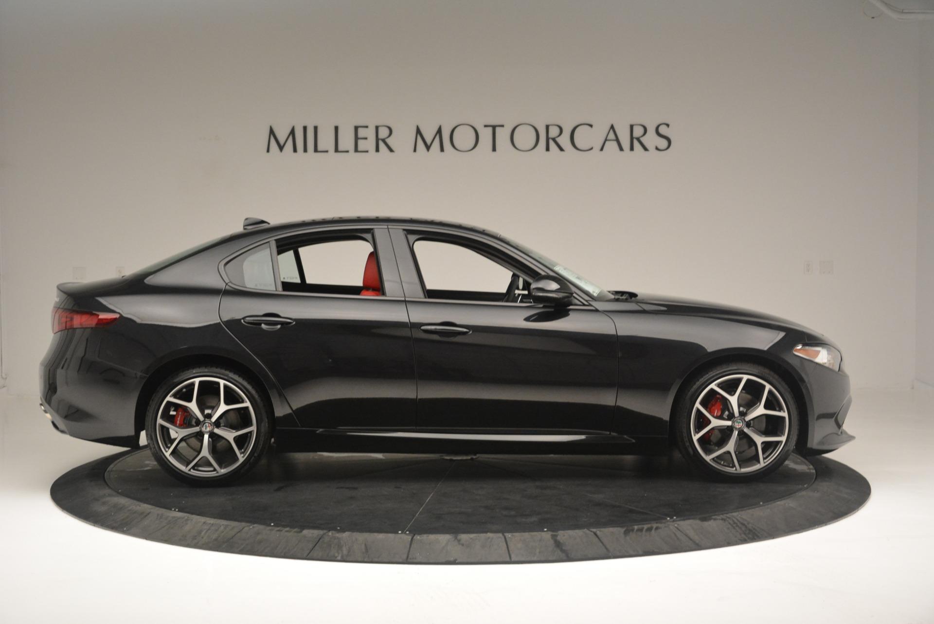 New 2018 Alfa Romeo Giulia Ti Sport Q4 For Sale In Greenwich, CT. Alfa Romeo of Greenwich, L453 2433_p9