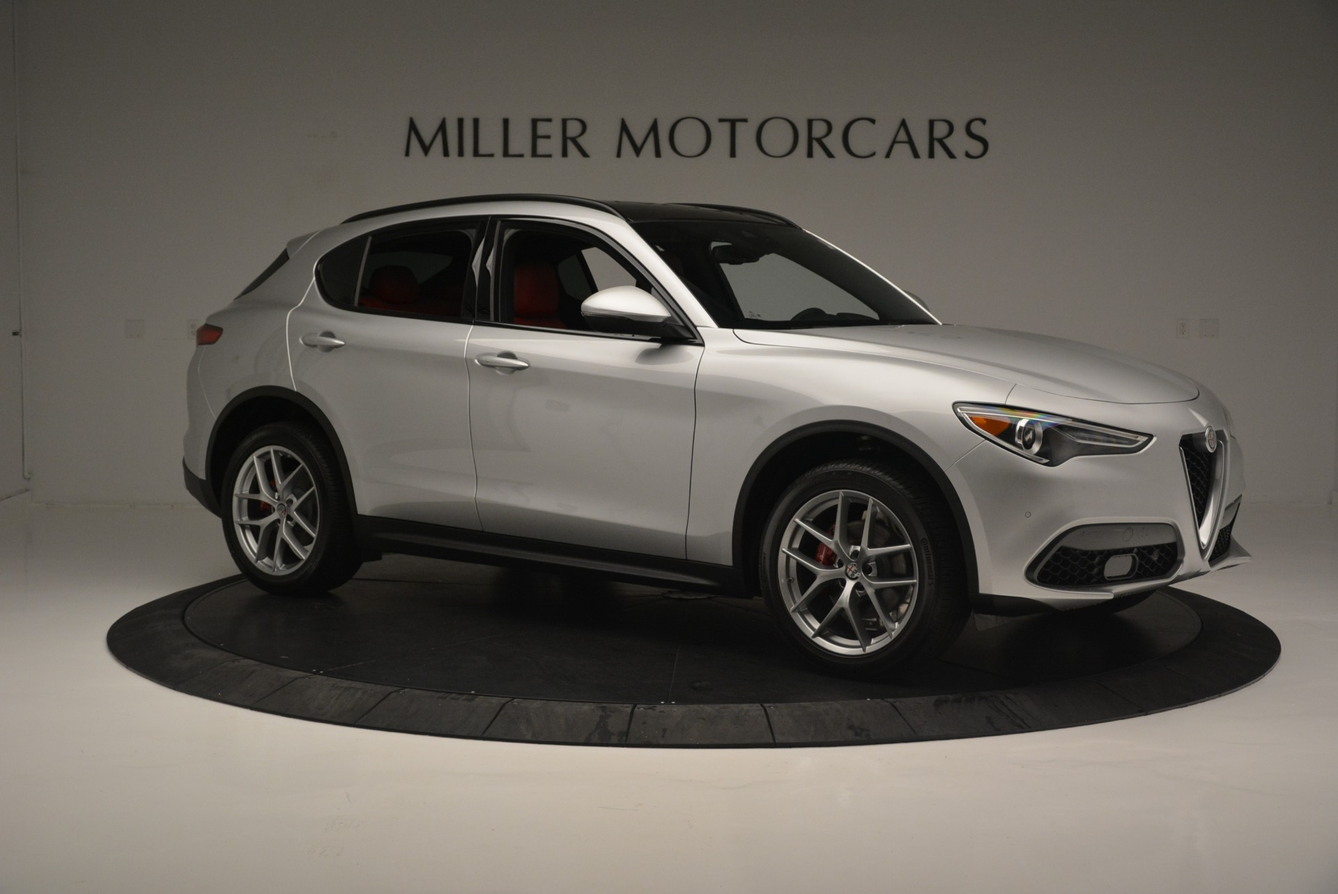 New 2018 Alfa Romeo Stelvio Ti Sport Q4 For Sale In Greenwich, CT. Alfa Romeo of Greenwich, L454 2434_p11