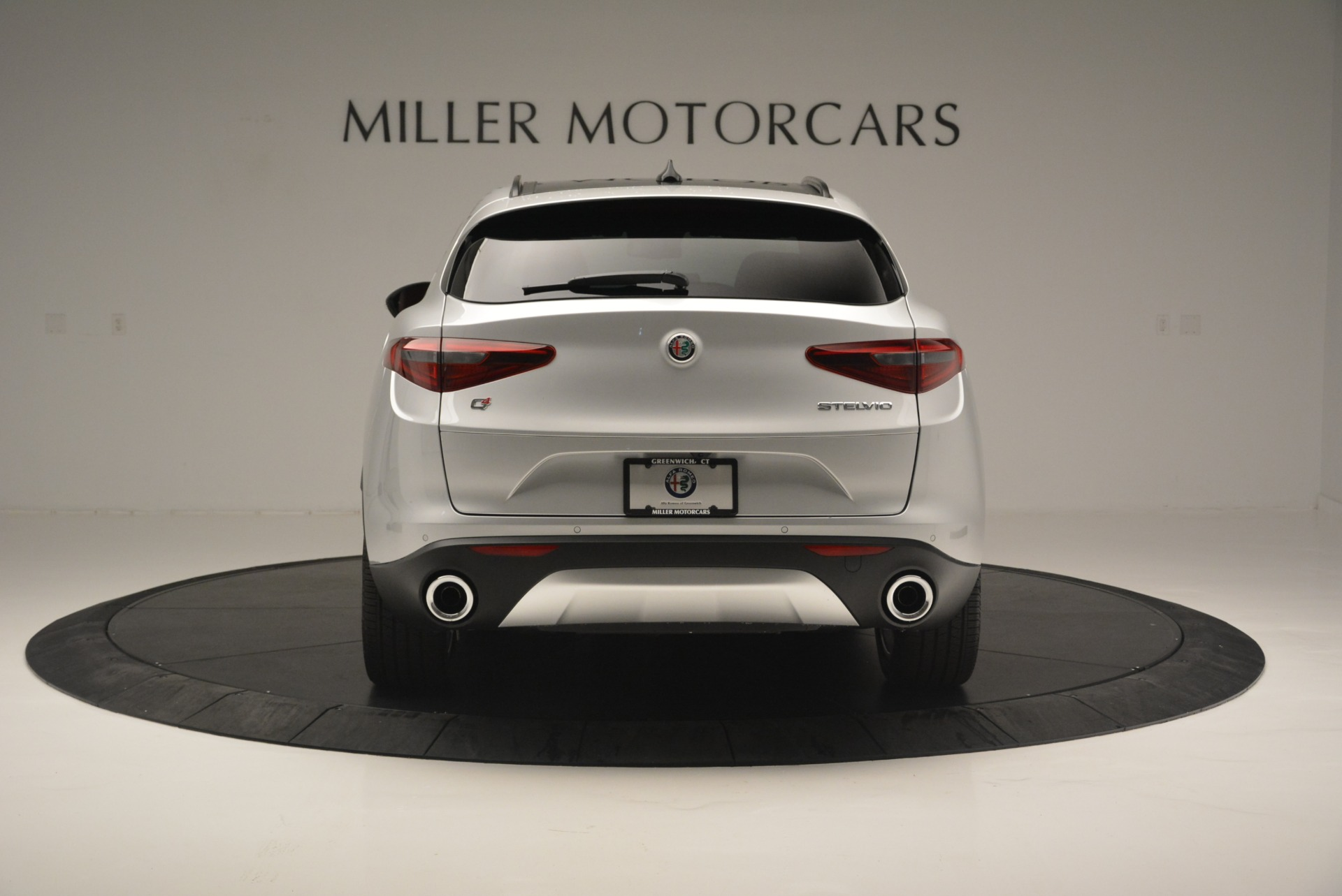 New 2018 Alfa Romeo Stelvio Ti Sport Q4 For Sale In Greenwich, CT. Alfa Romeo of Greenwich, L454 2434_p6