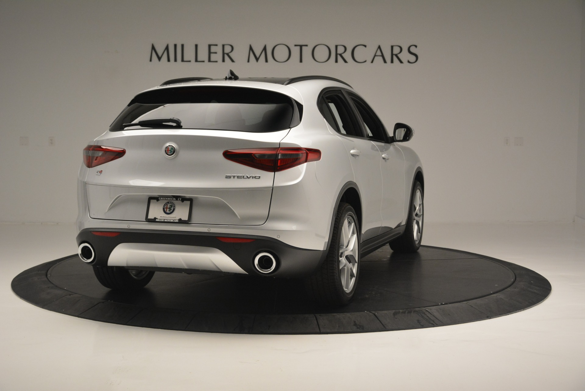 New 2018 Alfa Romeo Stelvio Ti Sport Q4 For Sale In Greenwich, CT. Alfa Romeo of Greenwich, L454 2434_p7