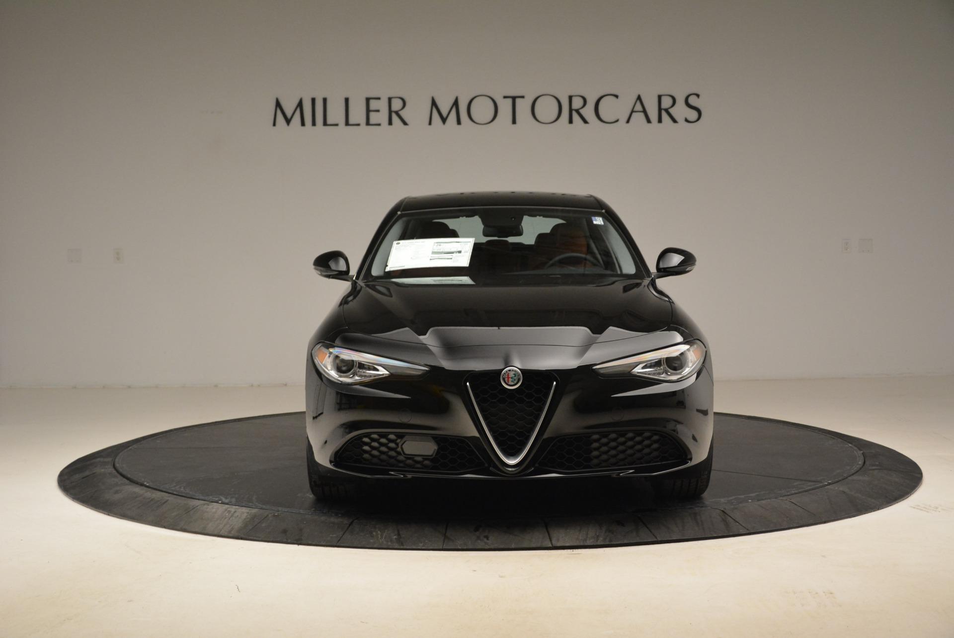 New 2018 Alfa Romeo Giulia Q4 For Sale In Greenwich, CT. Alfa Romeo of Greenwich, LW215 2438_p15