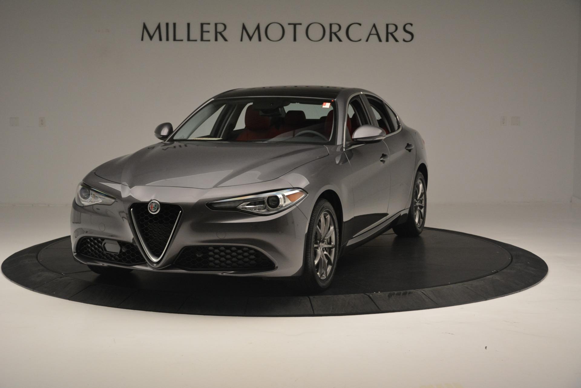 New 2018 Alfa Romeo Giulia Q4 For Sale In Greenwich, CT. Alfa Romeo of Greenwich, L450 2439_main
