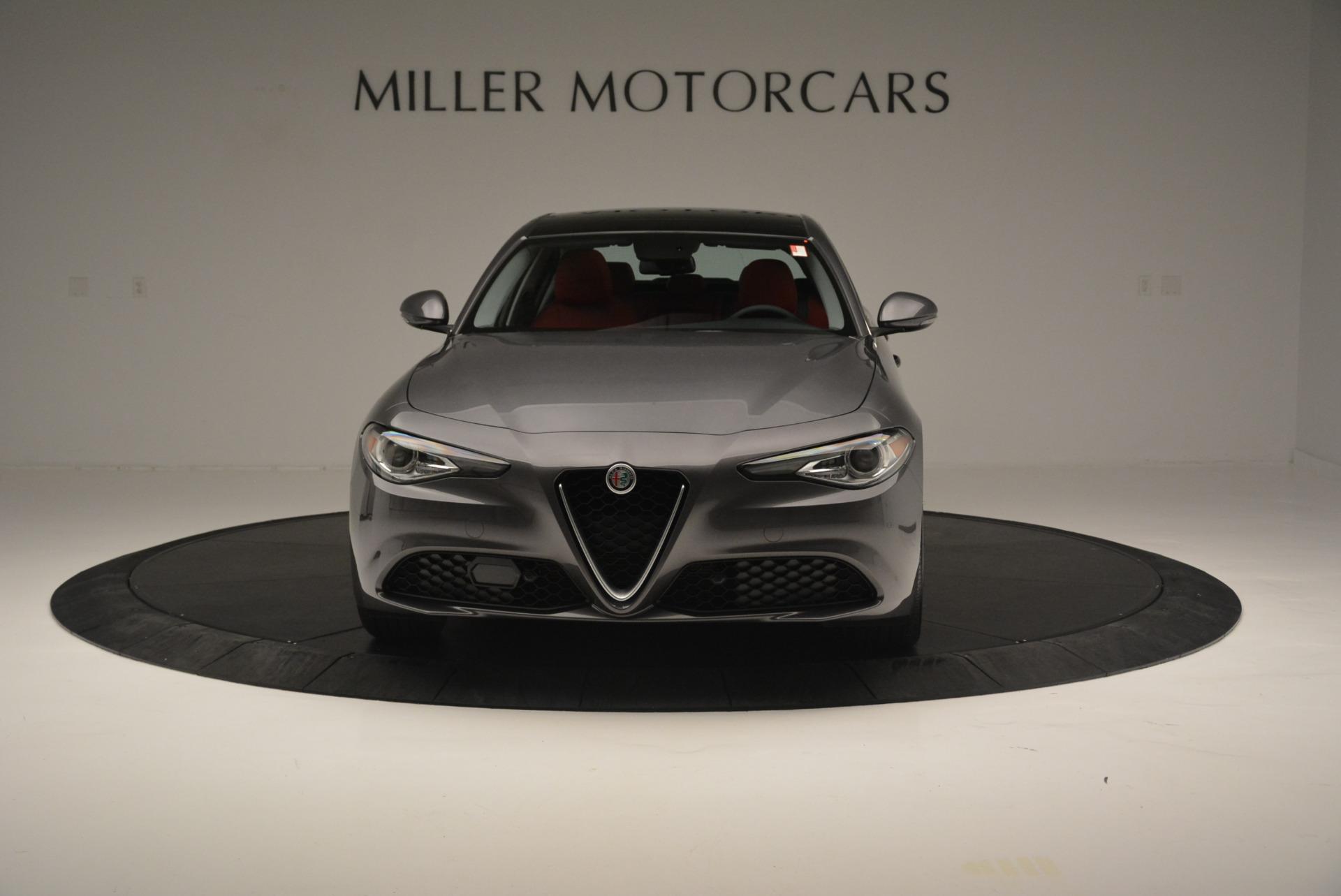 New 2018 Alfa Romeo Giulia Q4 For Sale In Greenwich, CT. Alfa Romeo of Greenwich, L450 2439_p18