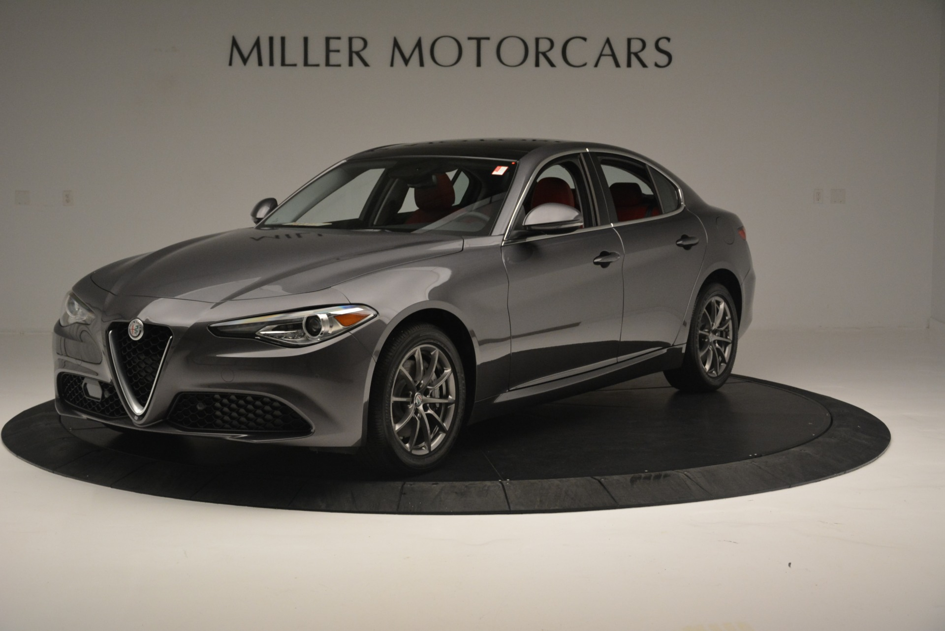 New 2018 Alfa Romeo Giulia Q4 For Sale In Greenwich, CT. Alfa Romeo of Greenwich, L450 2439_p2