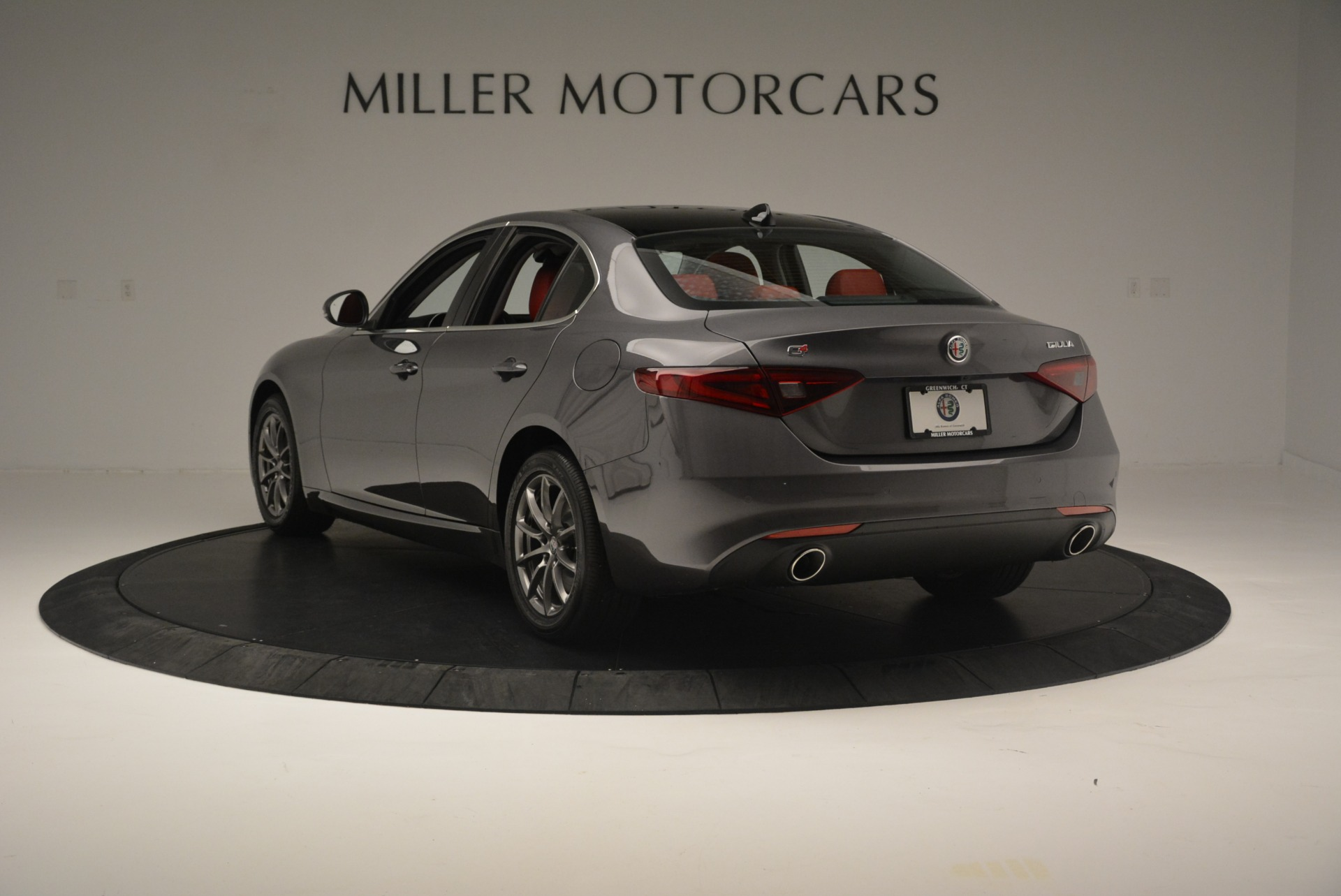 New 2018 Alfa Romeo Giulia Q4 For Sale In Greenwich, CT. Alfa Romeo of Greenwich, L450 2439_p7