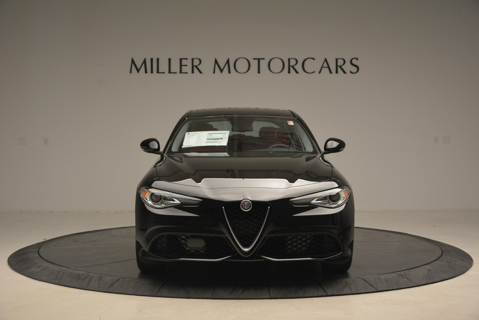 New 2018 Alfa Romeo Giulia Sport Q4 For Sale In Greenwich, CT. Alfa Romeo of Greenwich, L449 2440_p12