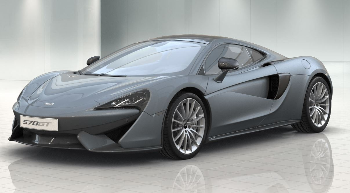 New 2018 McLaren 570GT  For Sale In Greenwich, CT. Alfa Romeo of Greenwich, MC383