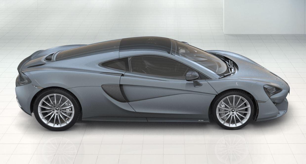 New 2018 McLaren 570GT  For Sale In Greenwich, CT. Alfa Romeo of Greenwich, MC383 2441_p4