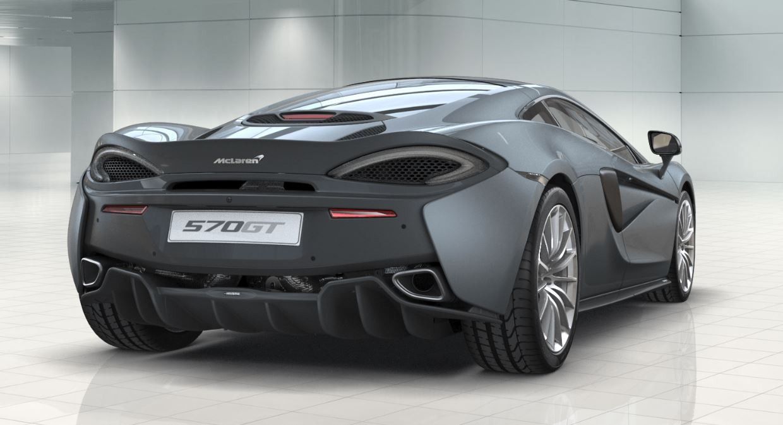 New 2018 McLaren 570GT  For Sale In Greenwich, CT. Alfa Romeo of Greenwich, MC383 2441_p5