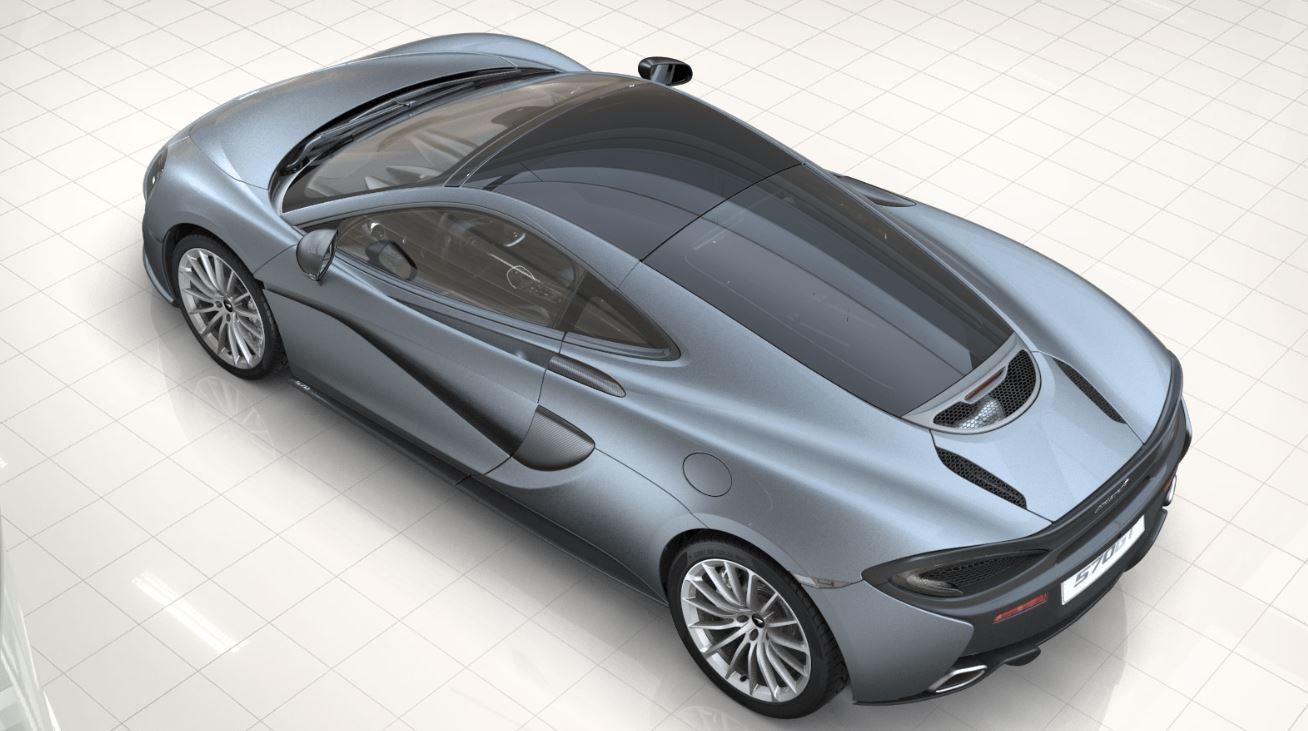 New 2018 McLaren 570GT  For Sale In Greenwich, CT. Alfa Romeo of Greenwich, MC383 2441_p6