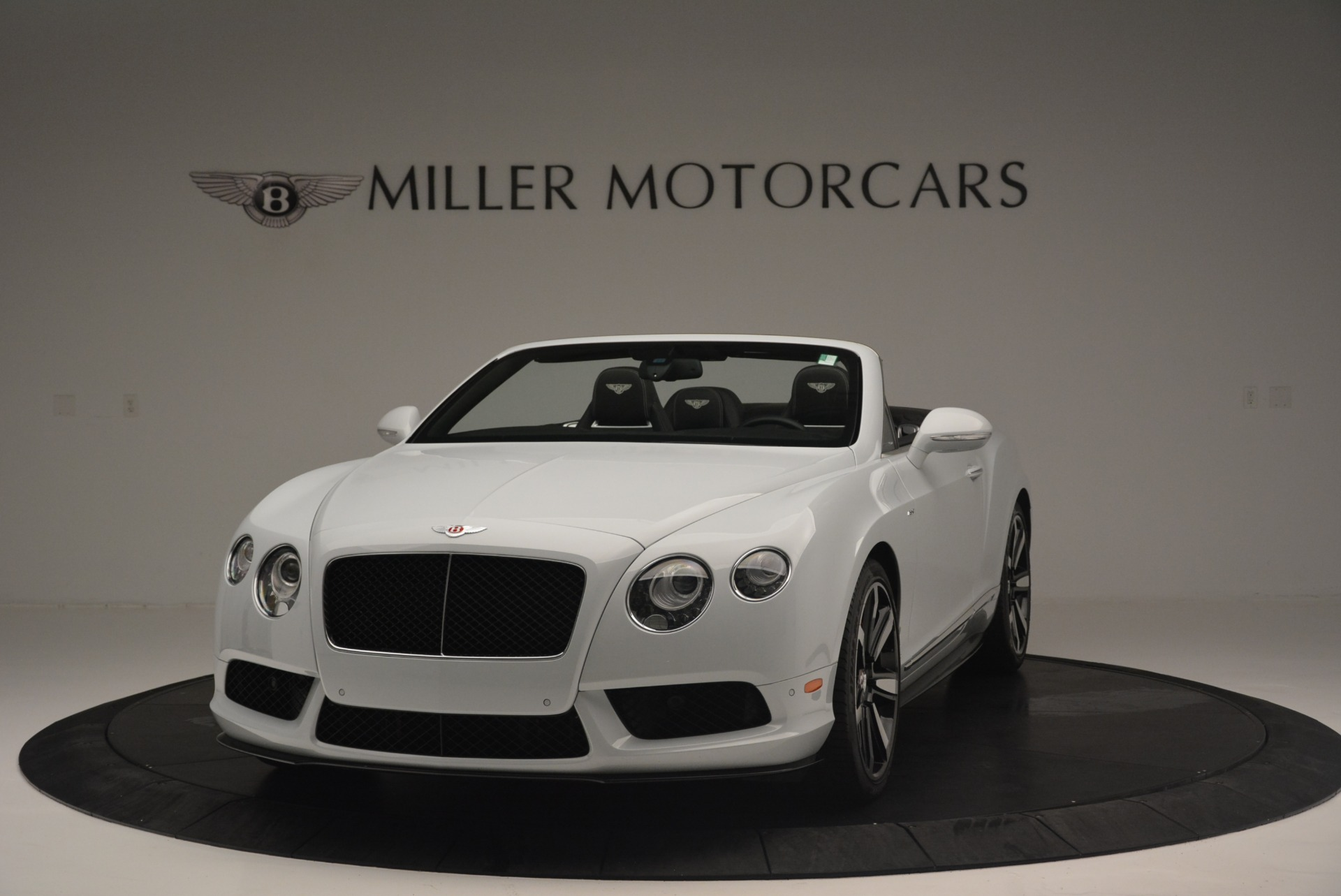 Used 2014 Bentley Continental GT V8 S For Sale In Greenwich, CT. Alfa Romeo of Greenwich, 7410 2443_main