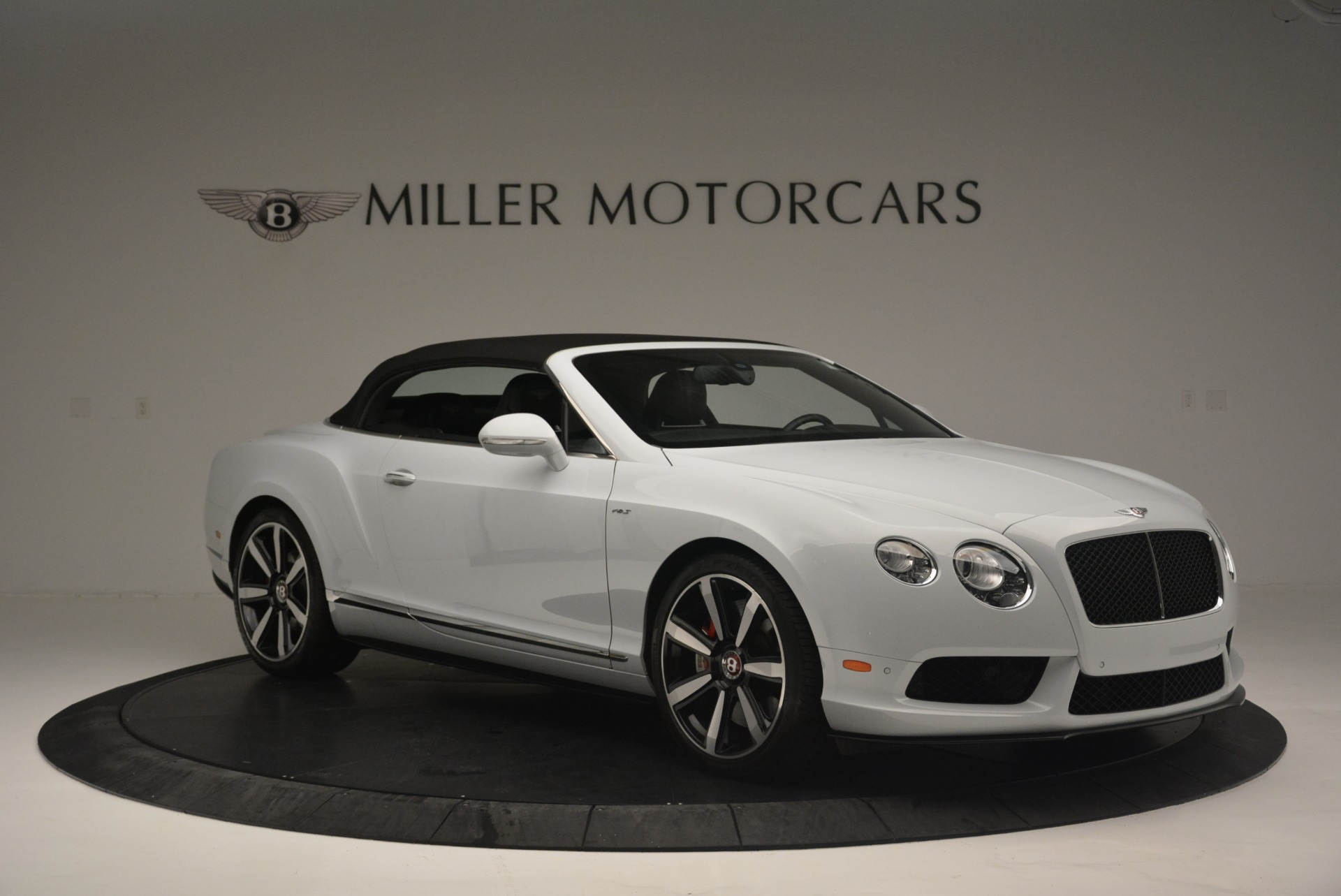 Used 2014 Bentley Continental GT V8 S For Sale In Greenwich, CT. Alfa Romeo of Greenwich, 7410 2443_p17