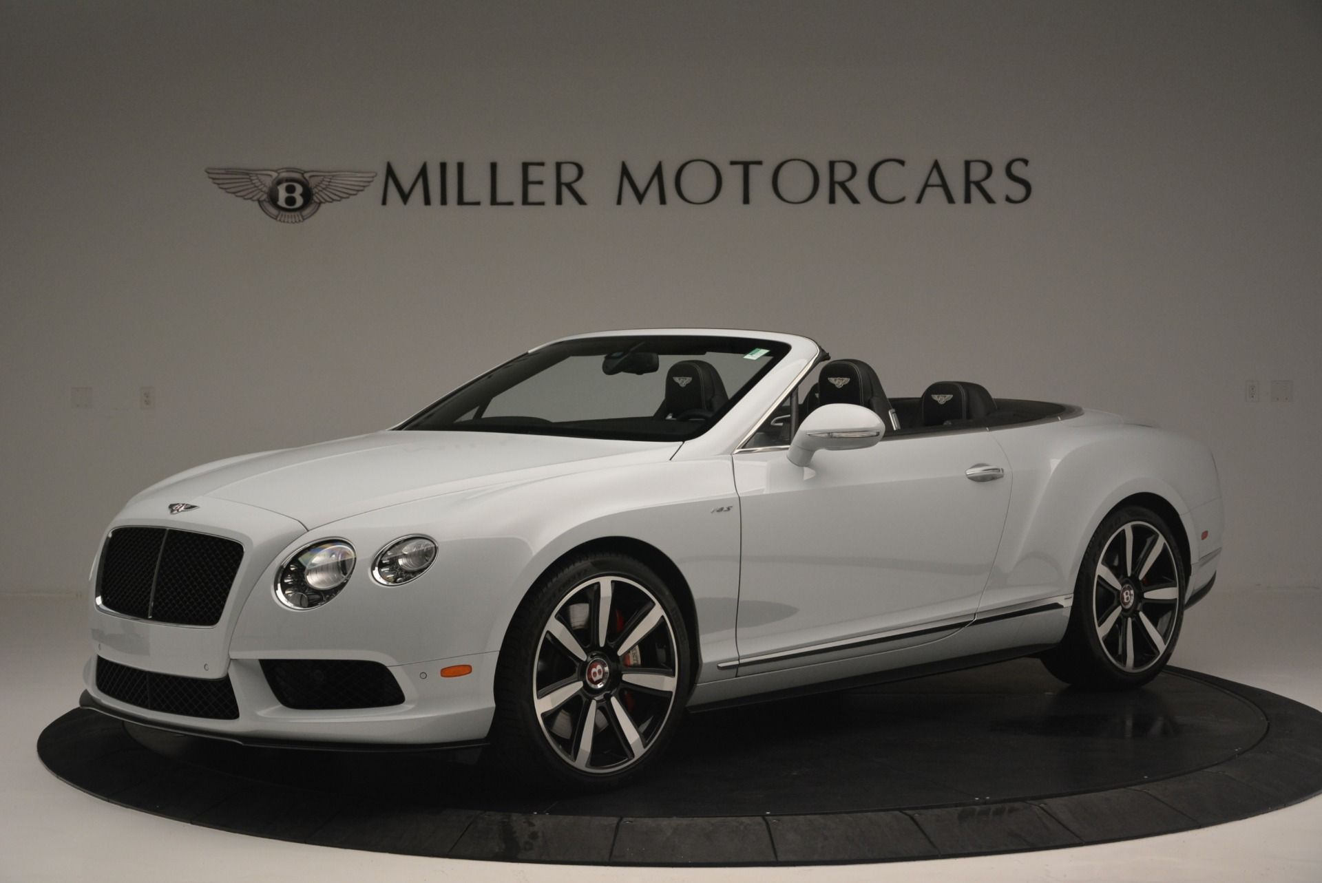 Used 2014 Bentley Continental GT V8 S For Sale In Greenwich, CT. Alfa Romeo of Greenwich, 7410 2443_p2