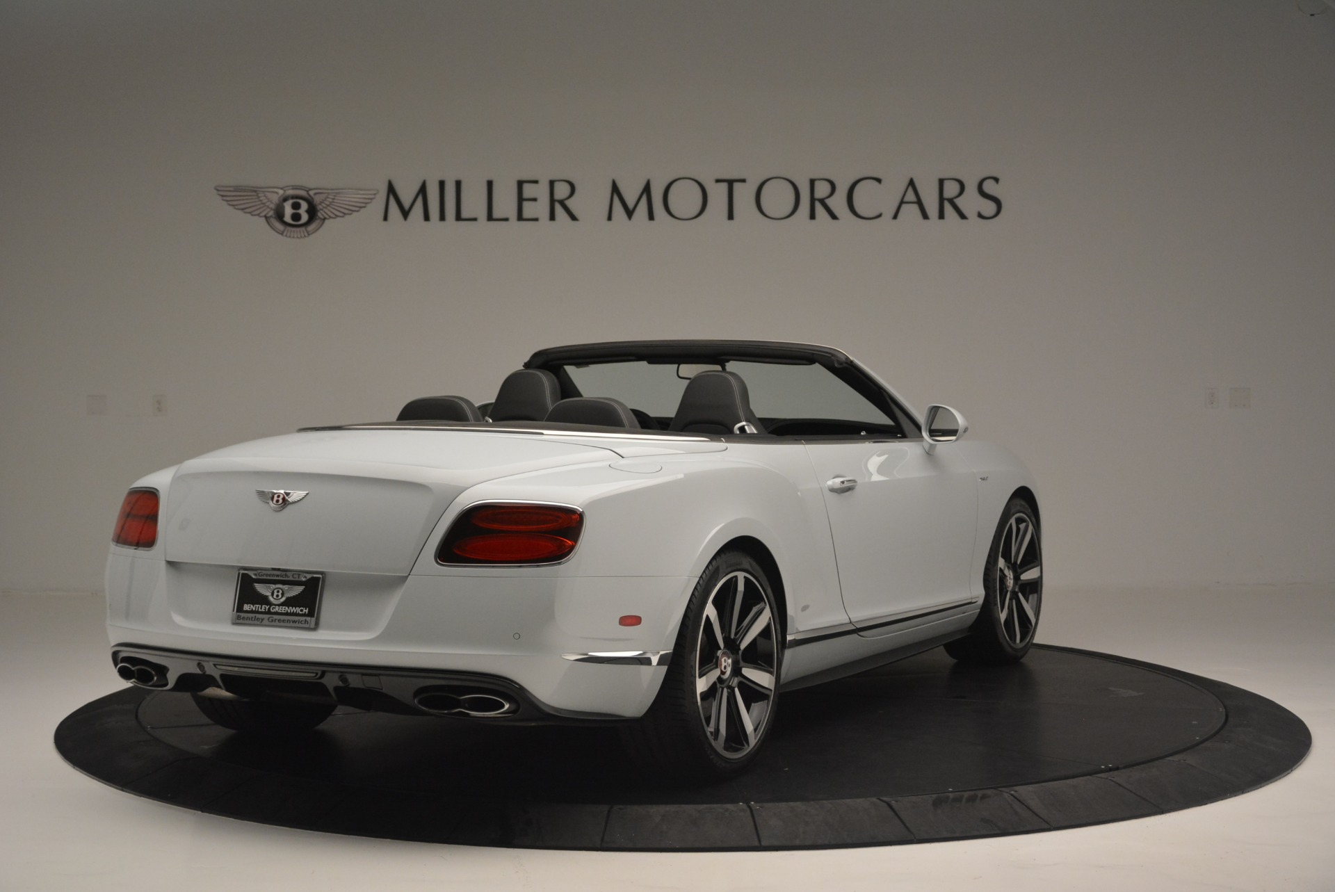 Used 2014 Bentley Continental GT V8 S For Sale In Greenwich, CT. Alfa Romeo of Greenwich, 7410 2443_p6