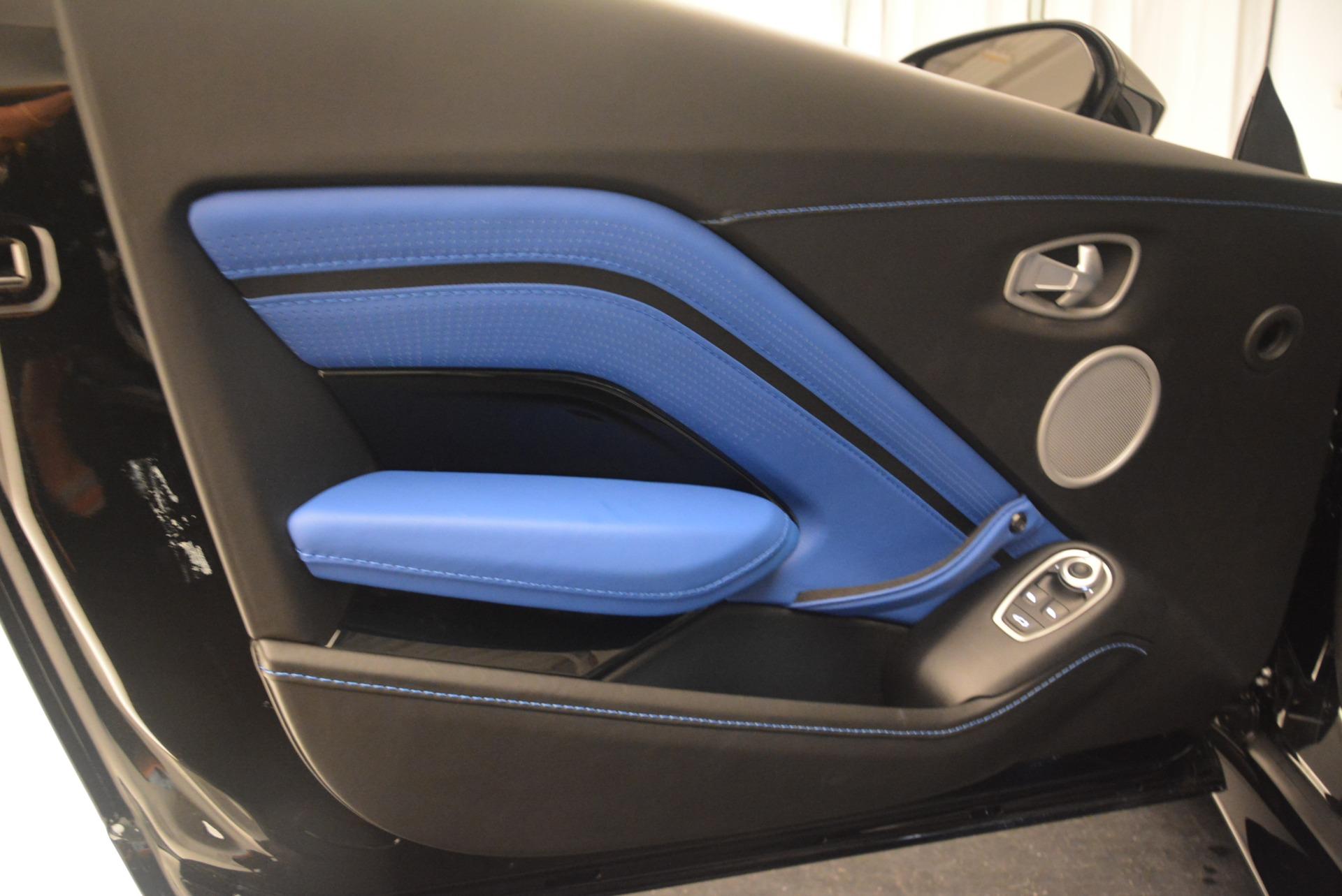 Used 2019 Aston Martin Vantage Coupe For Sale In Greenwich, CT. Alfa Romeo of Greenwich, A1305B 2445_p16