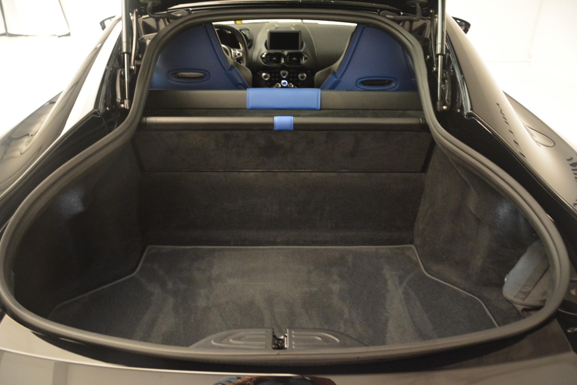 Used 2019 Aston Martin Vantage Coupe For Sale In Greenwich, CT. Alfa Romeo of Greenwich, A1305B 2445_p19