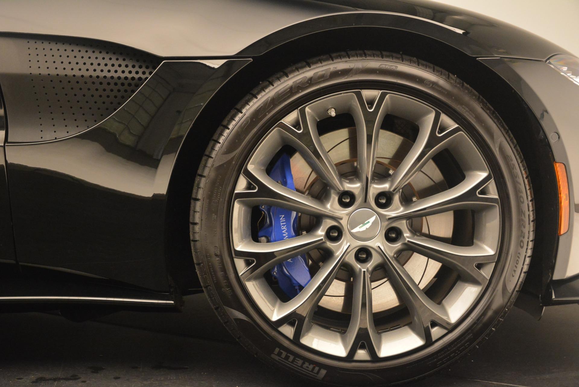 Used 2019 Aston Martin Vantage Coupe For Sale In Greenwich, CT. Alfa Romeo of Greenwich, A1305B 2445_p25