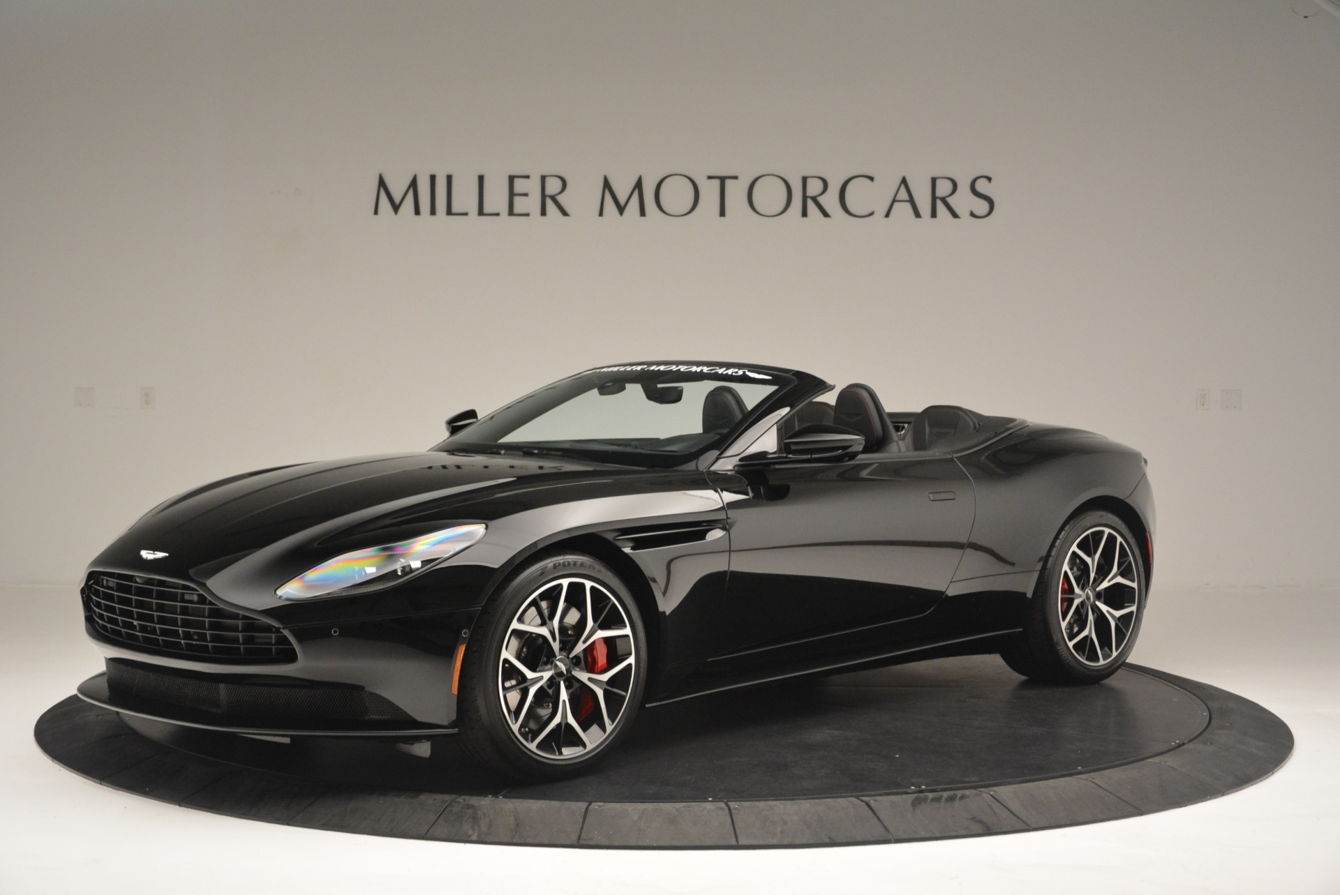 New 2019 Aston Martin DB11 V8 Convertible For Sale In Greenwich, CT. Alfa Romeo of Greenwich, A1308 2446_main