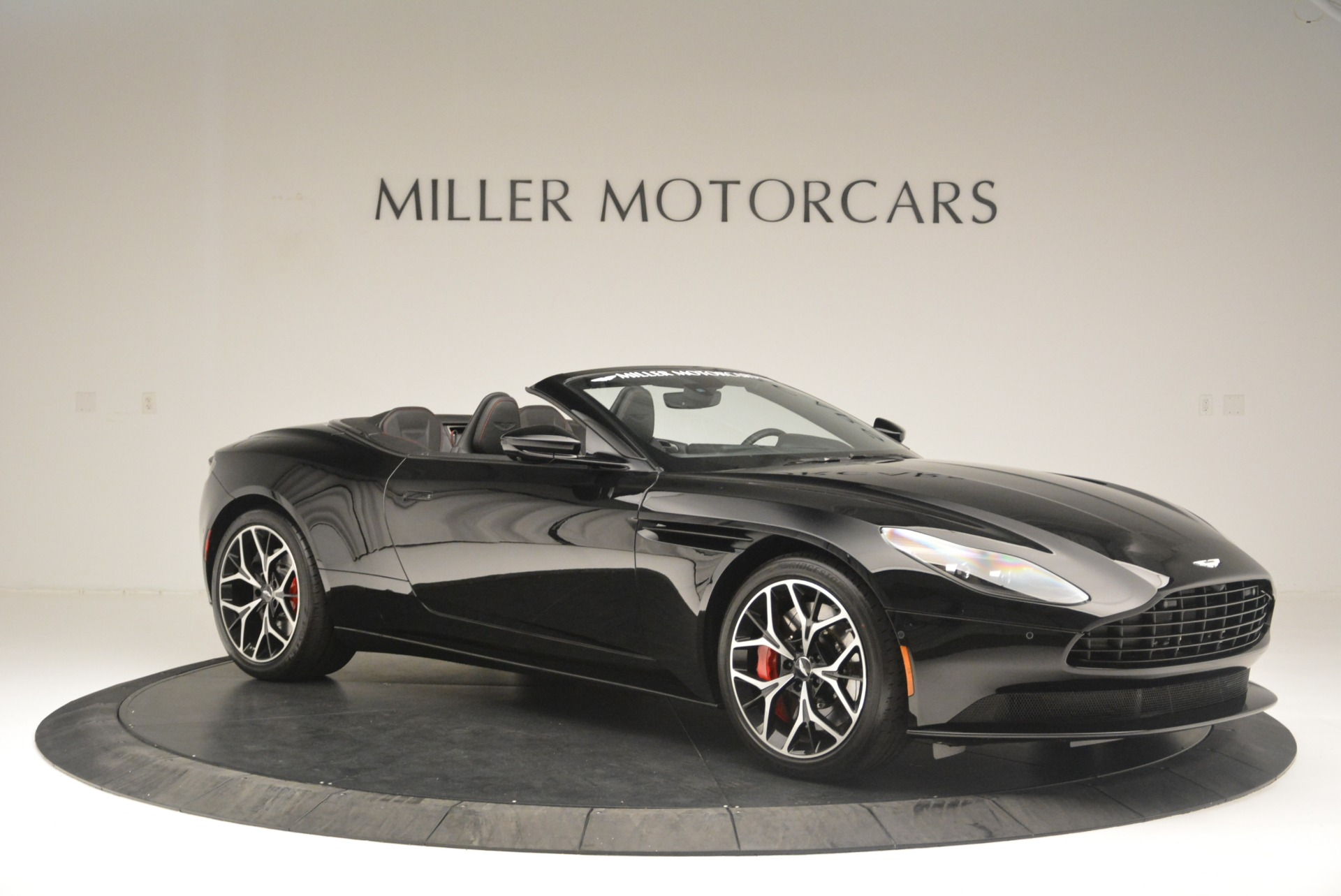 New 2019 Aston Martin DB11 V8 Convertible For Sale In Greenwich, CT. Alfa Romeo of Greenwich, A1308 2446_p10