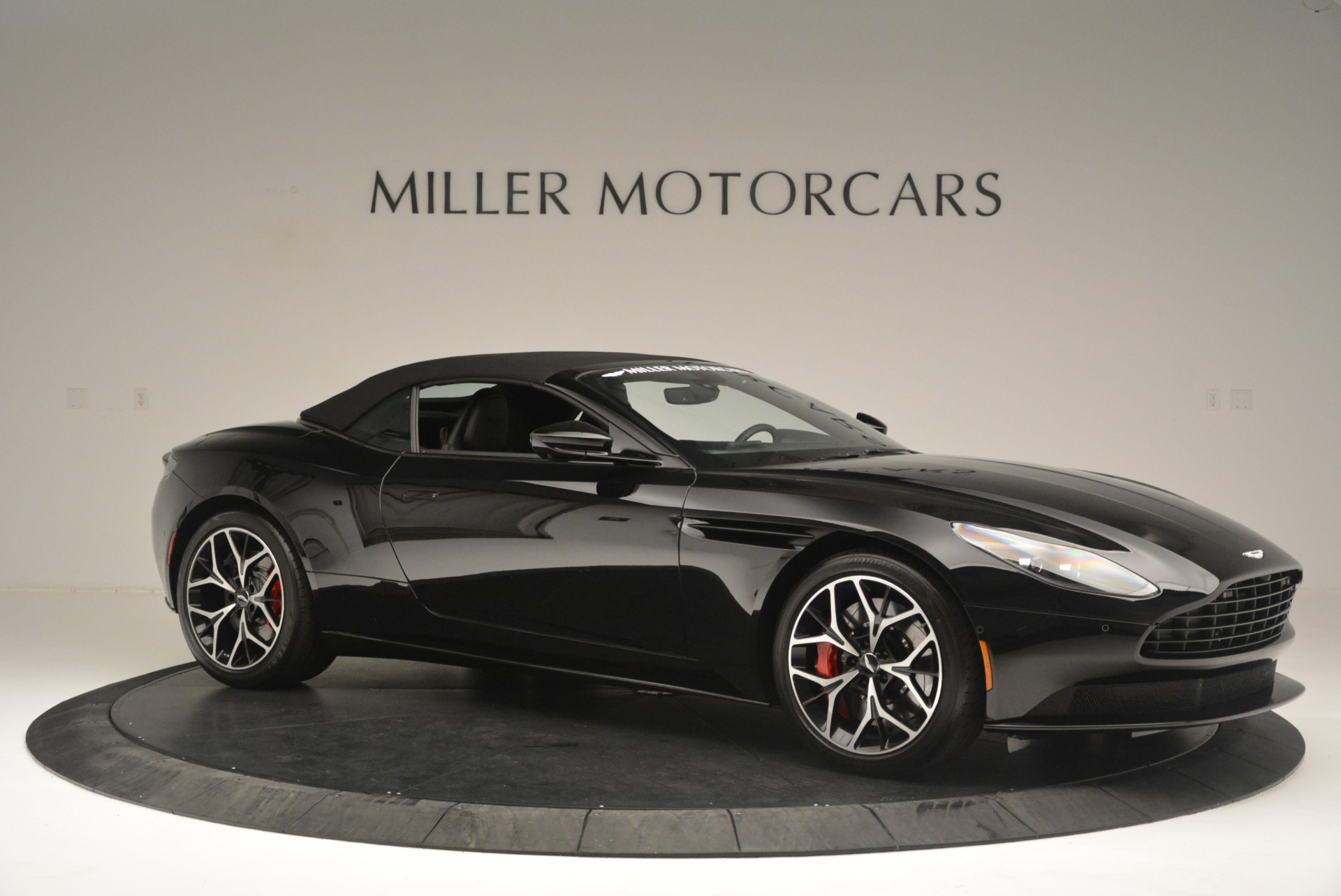 New 2019 Aston Martin DB11 V8 Convertible For Sale In Greenwich, CT. Alfa Romeo of Greenwich, A1308 2446_p18