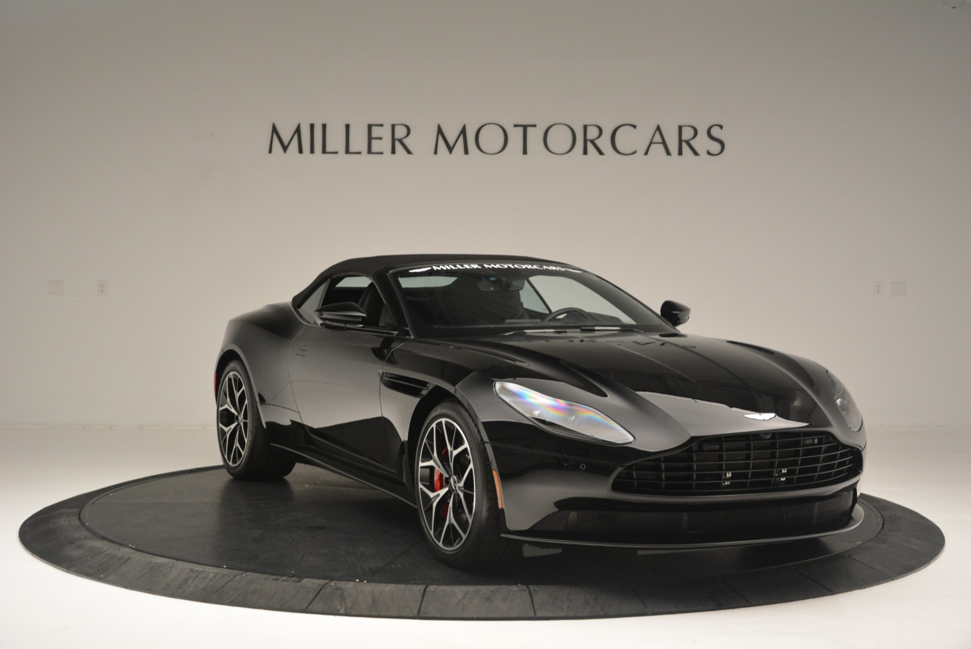 New 2019 Aston Martin DB11 V8 Convertible For Sale In Greenwich, CT. Alfa Romeo of Greenwich, A1308 2446_p19