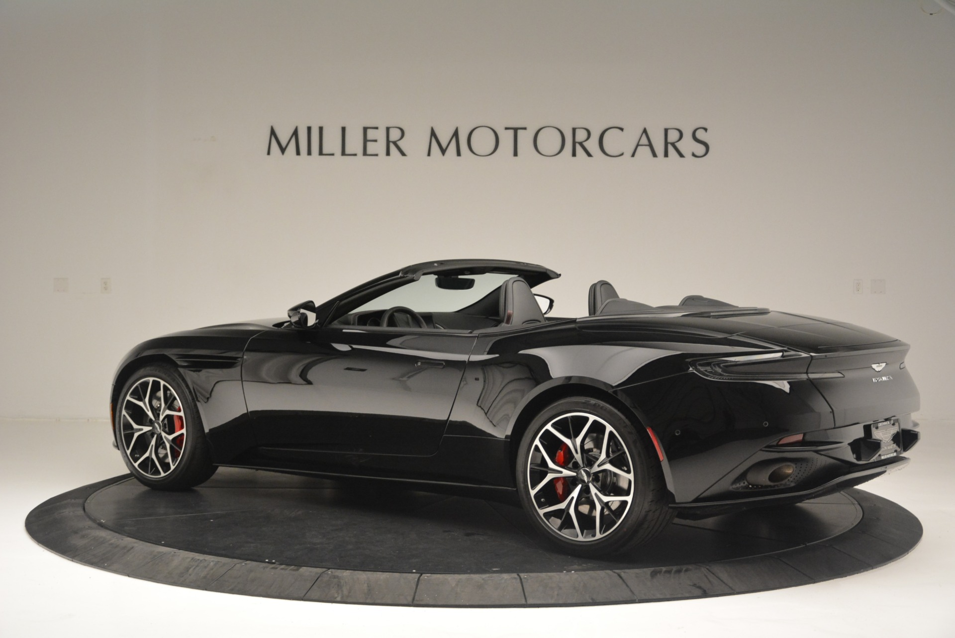 New 2019 Aston Martin DB11 V8 Convertible For Sale In Greenwich, CT. Alfa Romeo of Greenwich, A1308 2446_p4