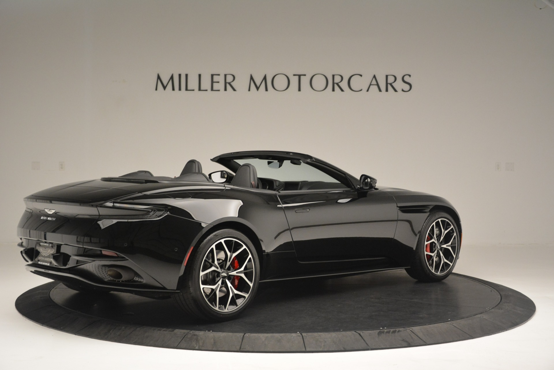 New 2019 Aston Martin DB11 V8 Convertible For Sale In Greenwich, CT. Alfa Romeo of Greenwich, A1308 2446_p8