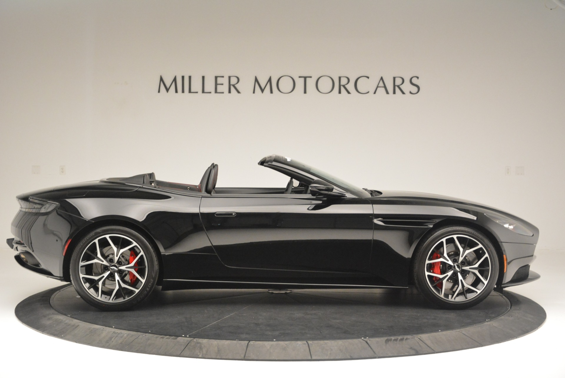 New 2019 Aston Martin DB11 V8 Convertible For Sale In Greenwich, CT. Alfa Romeo of Greenwich, A1308 2446_p9