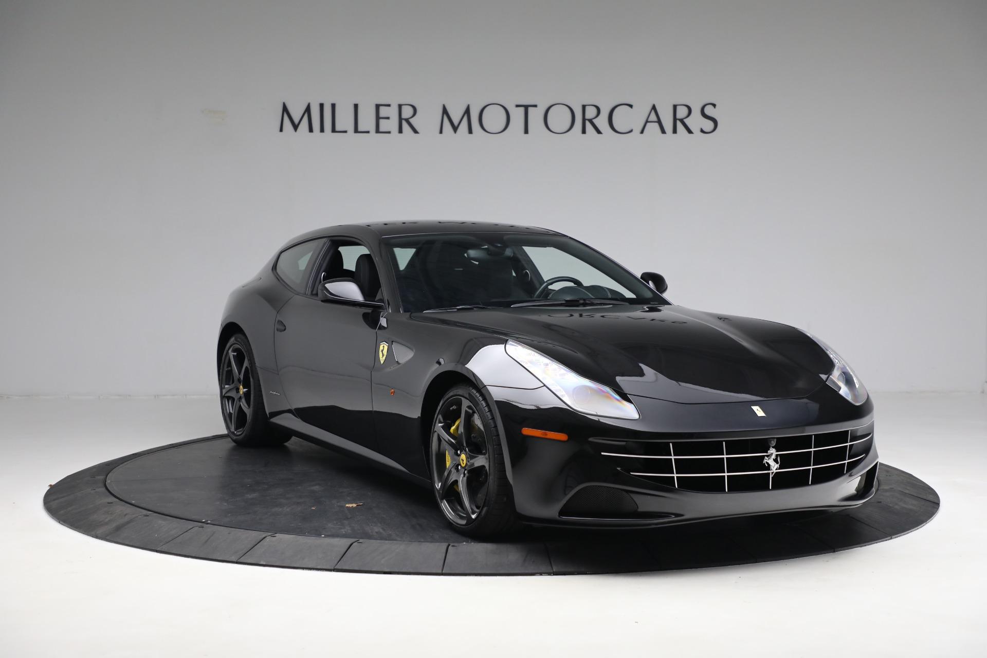 Used 2012 Ferrari FF  For Sale In Greenwich, CT. Alfa Romeo of Greenwich, 4491A 2448_p11