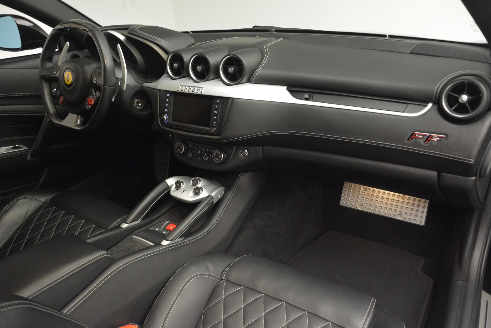 Used 2012 Ferrari FF  For Sale In Greenwich, CT. Alfa Romeo of Greenwich, 4491A 2448_p18