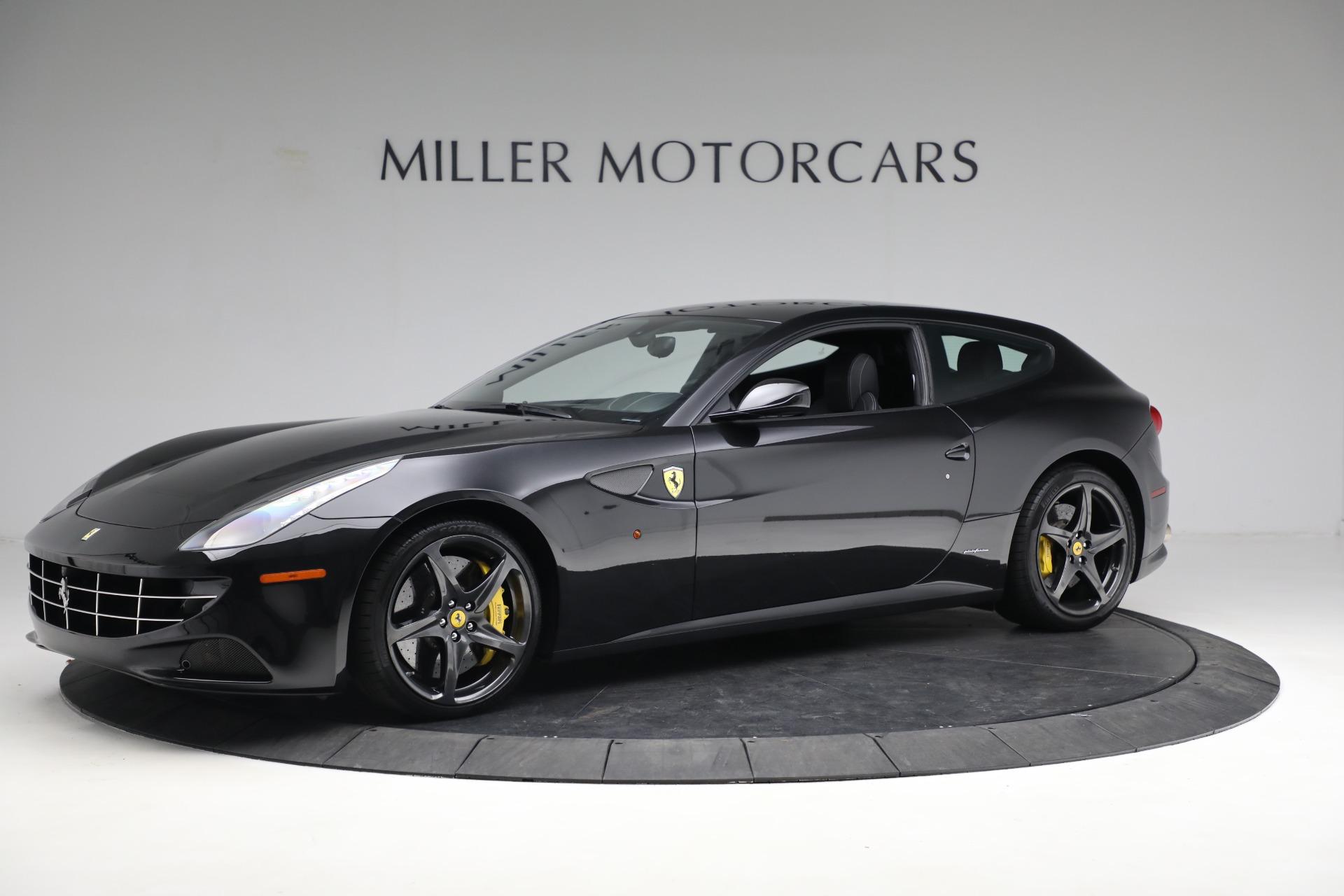 Used 2012 Ferrari FF  For Sale In Greenwich, CT. Alfa Romeo of Greenwich, 4491A 2448_p2