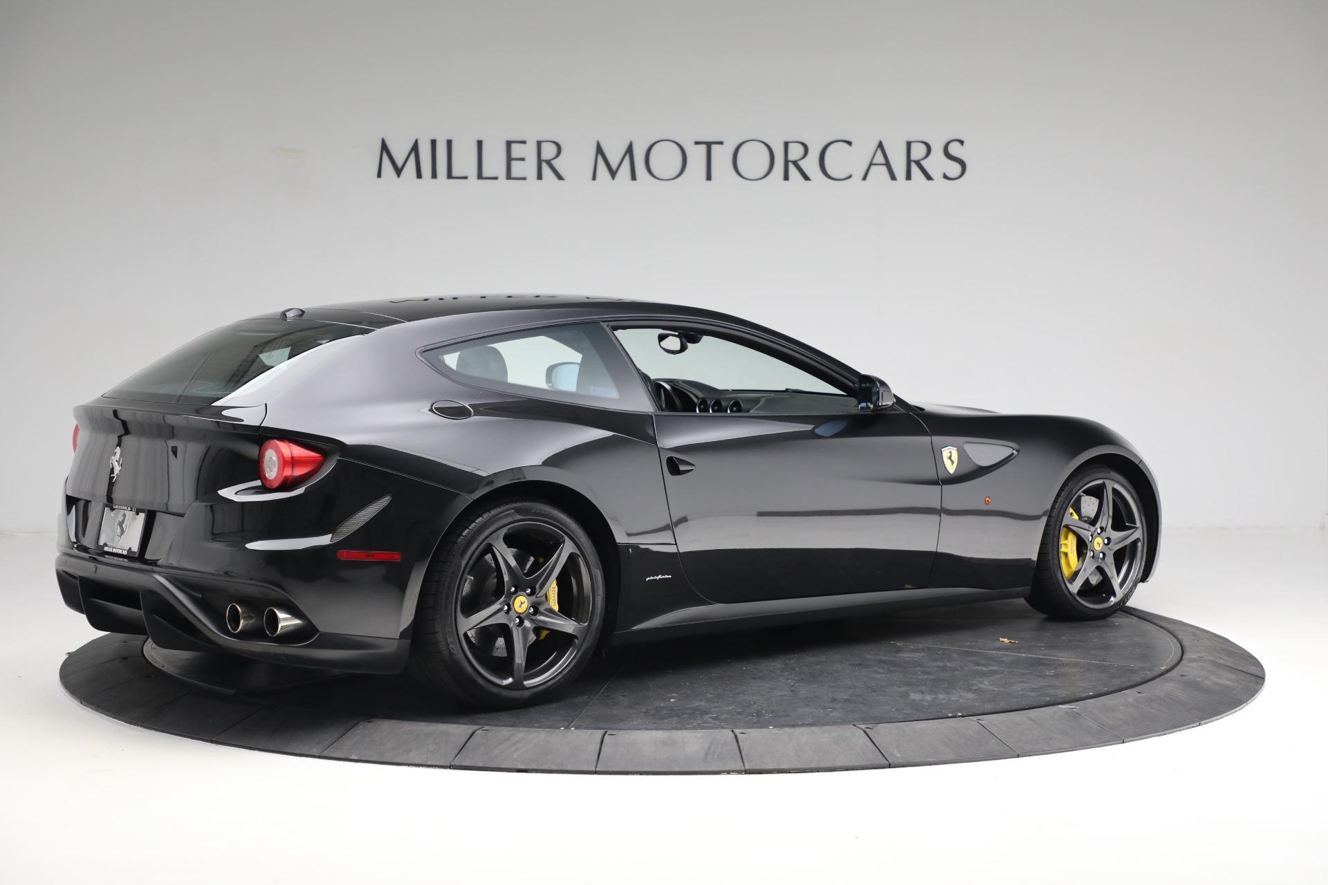 Used 2012 Ferrari FF  For Sale In Greenwich, CT. Alfa Romeo of Greenwich, 4491A 2448_p8