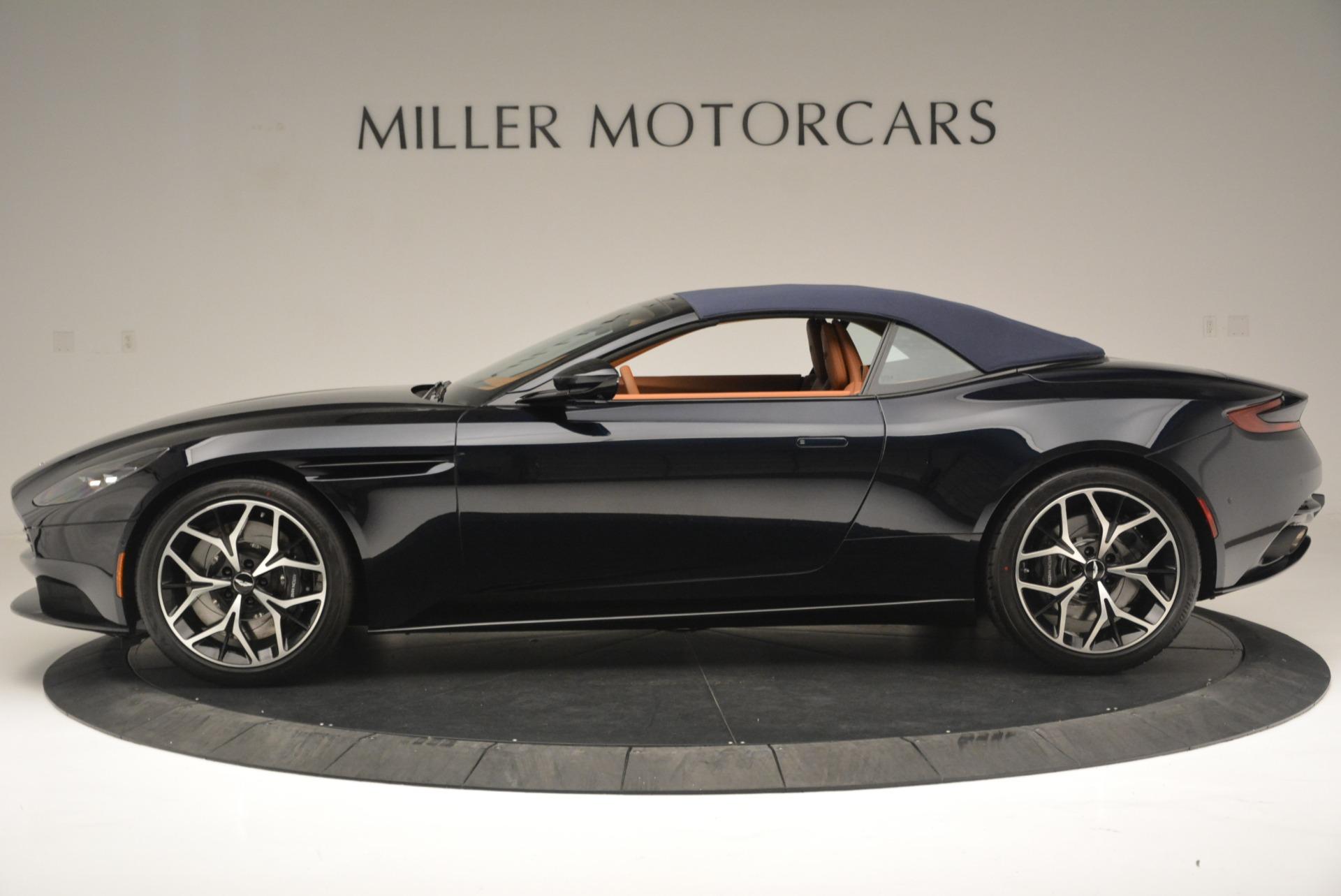 New 2019 Aston Martin DB11 Volante Volante For Sale In Greenwich, CT. Alfa Romeo of Greenwich, A1309 2450_p15