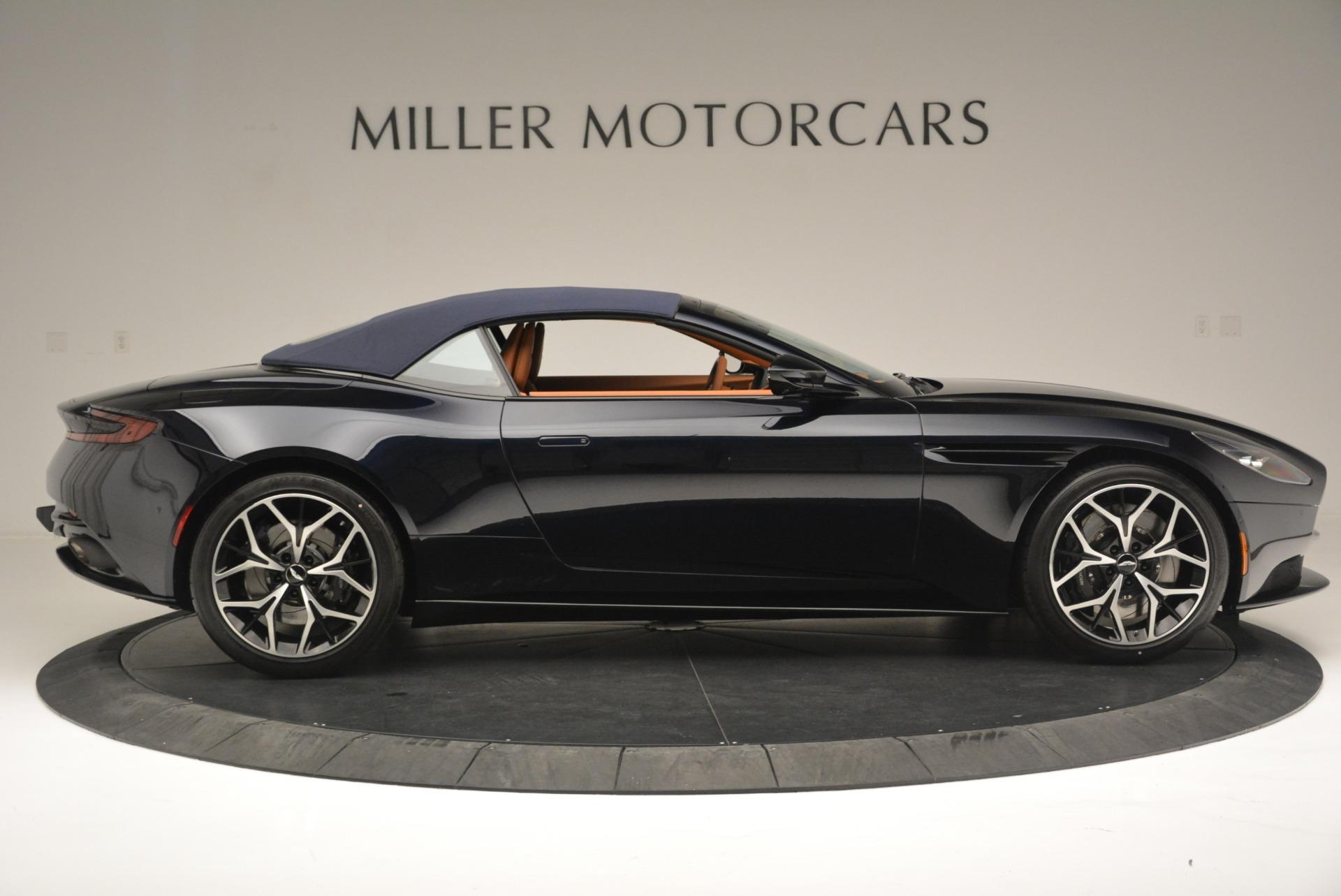 New 2019 Aston Martin DB11 Volante Volante For Sale In Greenwich, CT. Alfa Romeo of Greenwich, A1309 2450_p16