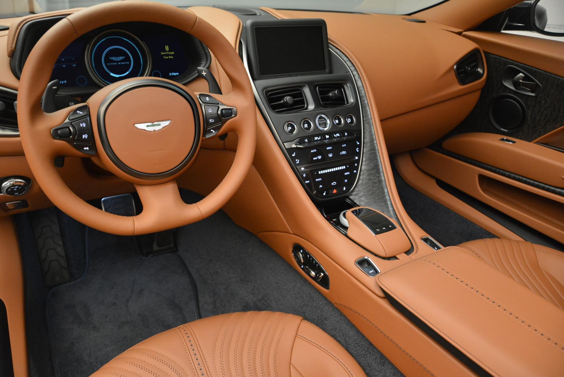 New 2019 Aston Martin DB11 Volante Volante For Sale In Greenwich, CT. Alfa Romeo of Greenwich, A1309 2450_p21