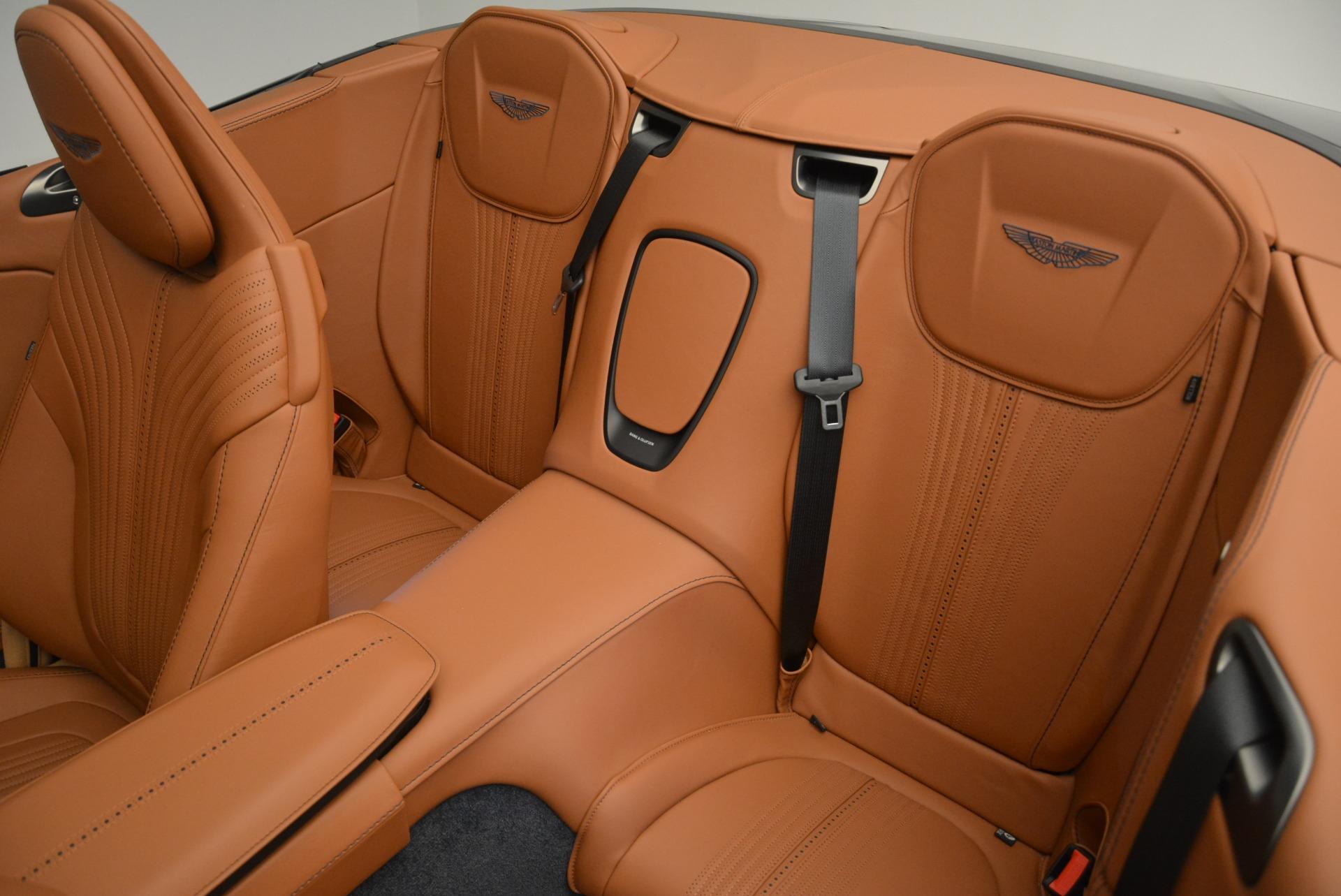 New 2019 Aston Martin DB11 Volante Volante For Sale In Greenwich, CT. Alfa Romeo of Greenwich, A1309 2450_p23