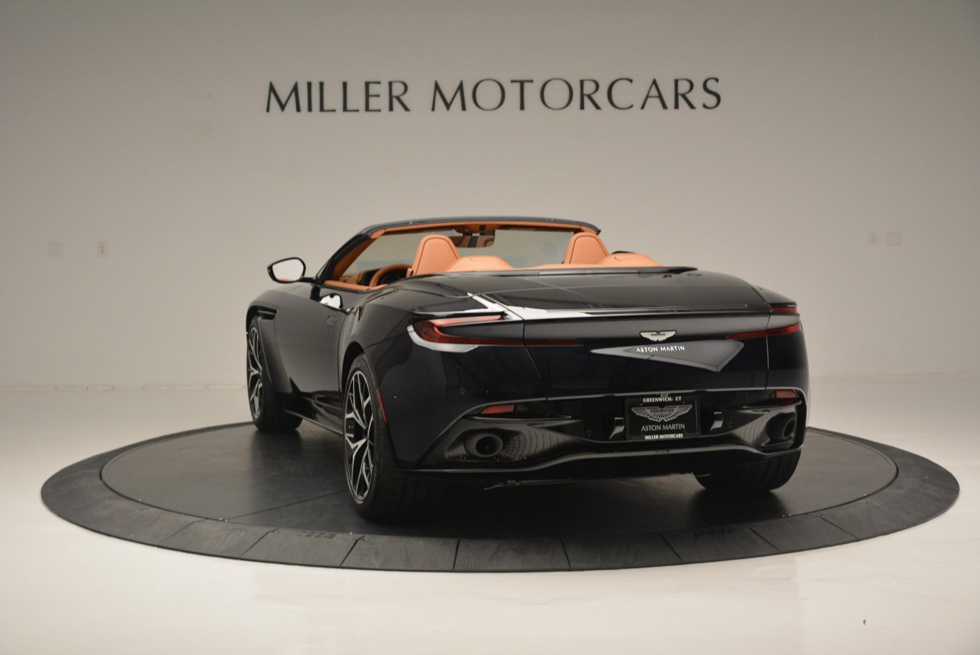 New 2019 Aston Martin DB11 Volante Volante For Sale In Greenwich, CT. Alfa Romeo of Greenwich, A1309 2450_p5