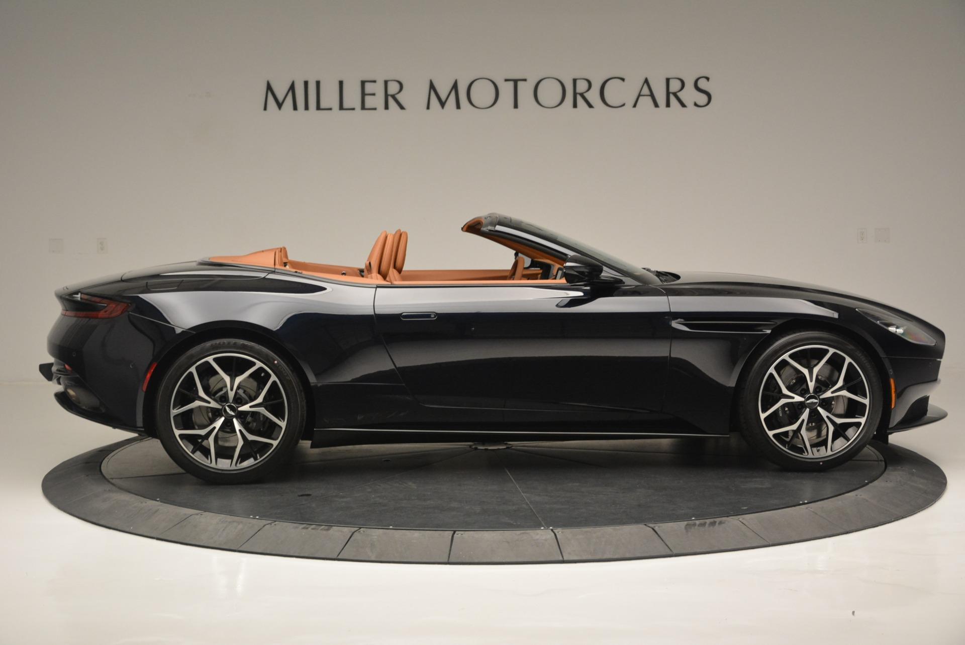 New 2019 Aston Martin DB11 Volante Volante For Sale In Greenwich, CT. Alfa Romeo of Greenwich, A1309 2450_p9