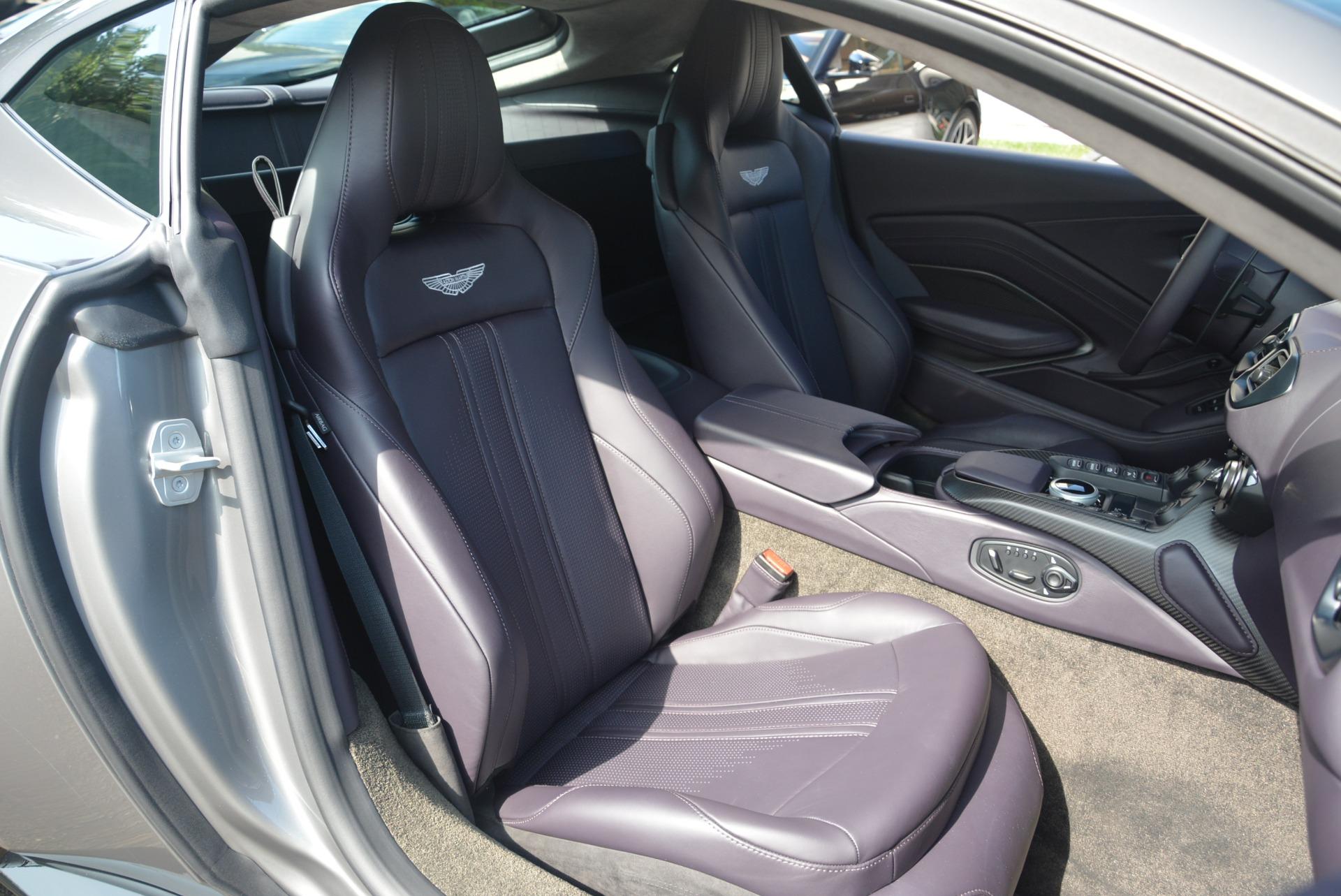 New 2019 Aston Martin Vantage  For Sale In Greenwich, CT. Alfa Romeo of Greenwich, A1313 2452_p23