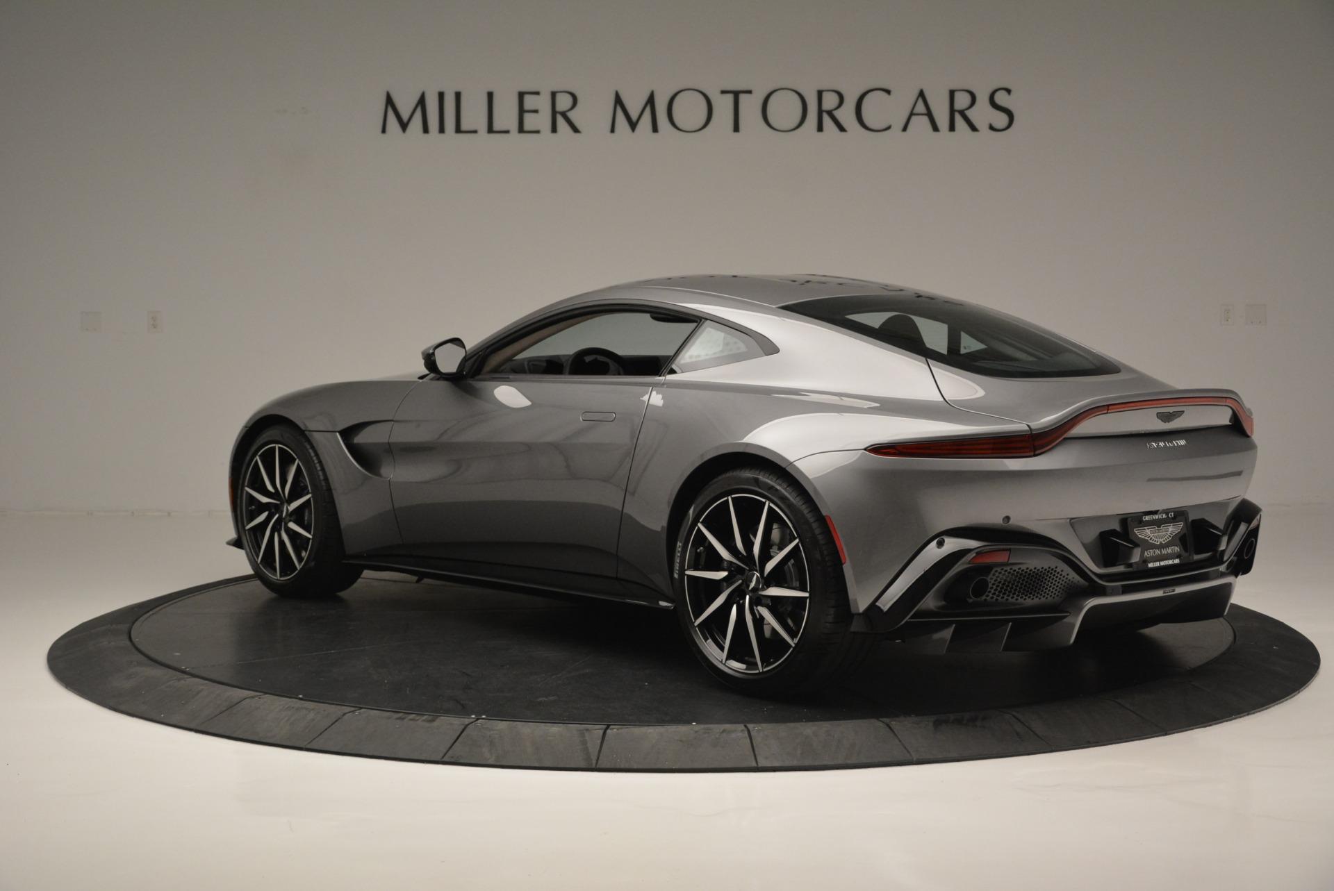New 2019 Aston Martin Vantage  For Sale In Greenwich, CT. Alfa Romeo of Greenwich, A1313 2452_p4