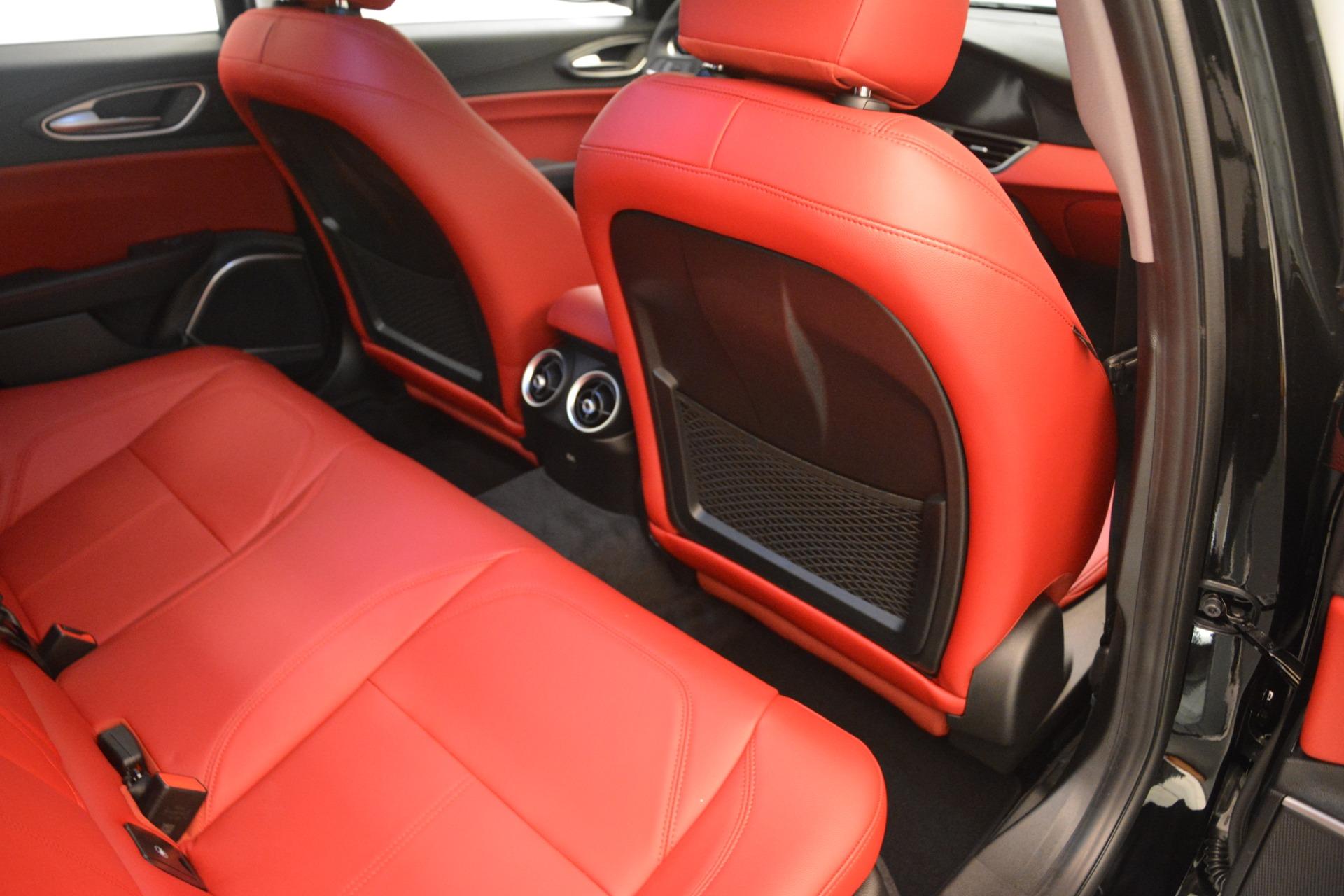 New 2018 Alfa Romeo Giulia Q4 For Sale In Greenwich, CT. Alfa Romeo of Greenwich, LW219 2453_p22