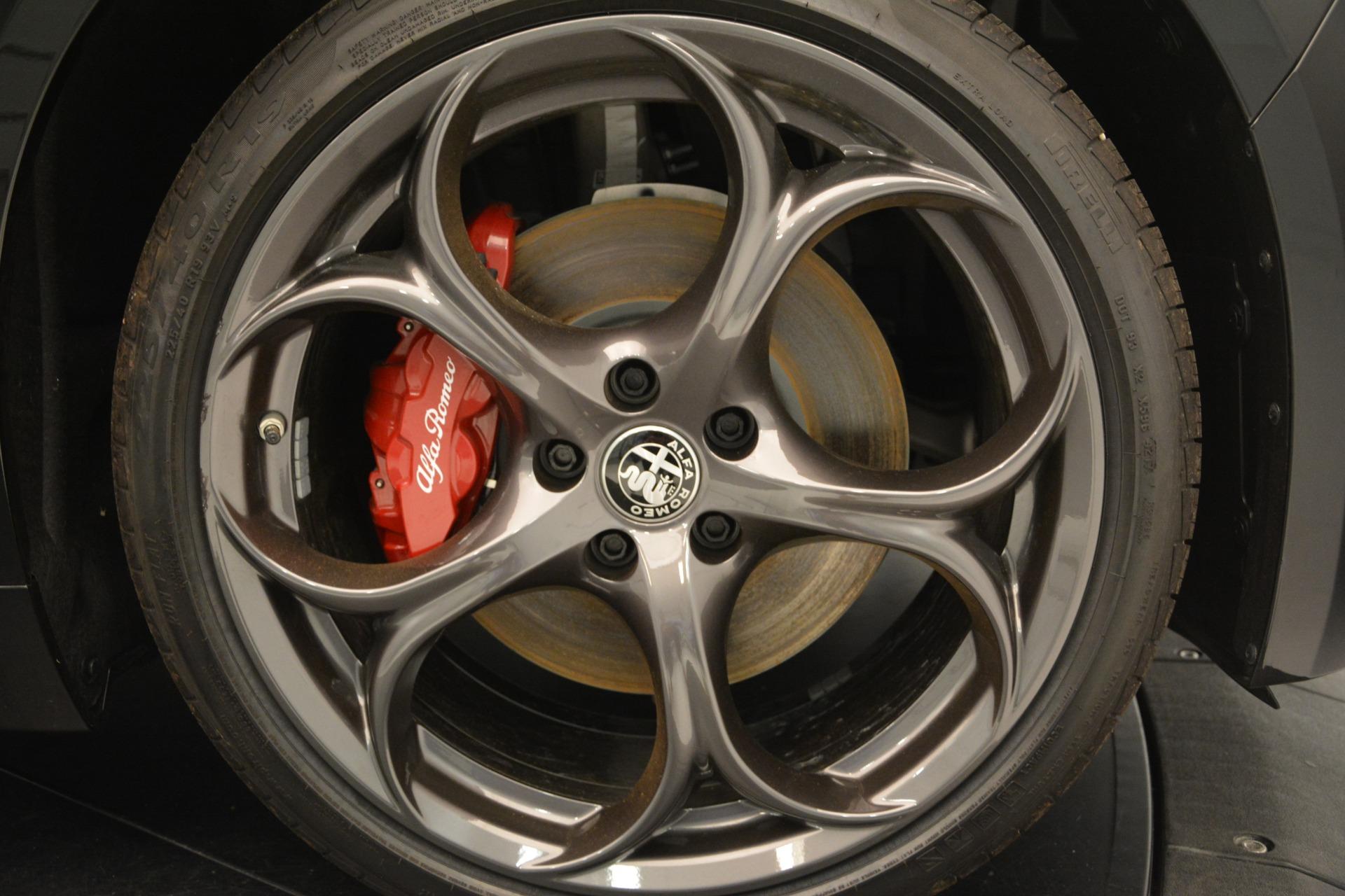 New 2018 Alfa Romeo Giulia Q4 For Sale In Greenwich, CT. Alfa Romeo of Greenwich, LW219 2453_p25