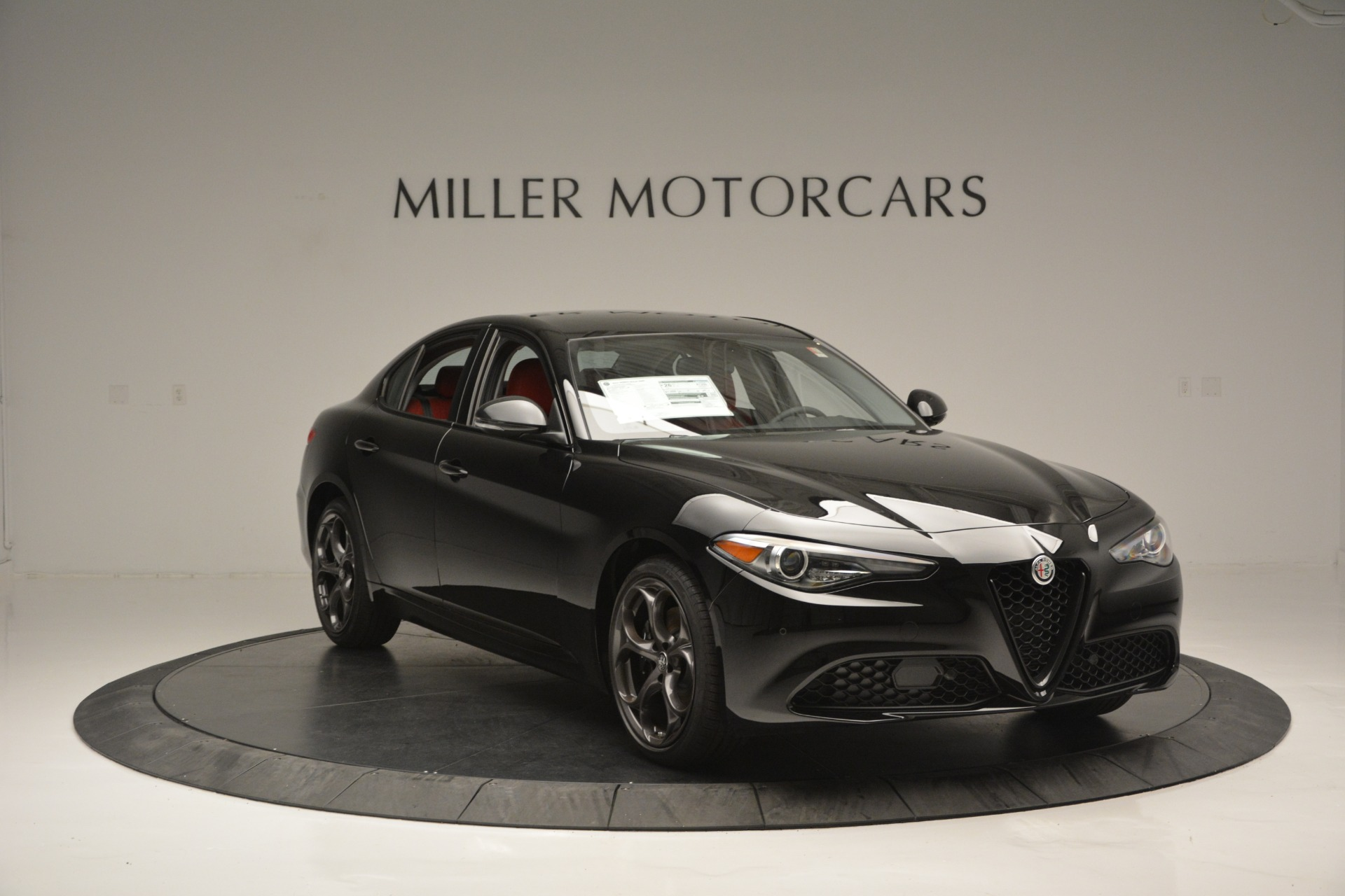 New 2018 Alfa Romeo Giulia Q4 For Sale In Greenwich, CT. Alfa Romeo of Greenwich, LW221 2455_p10