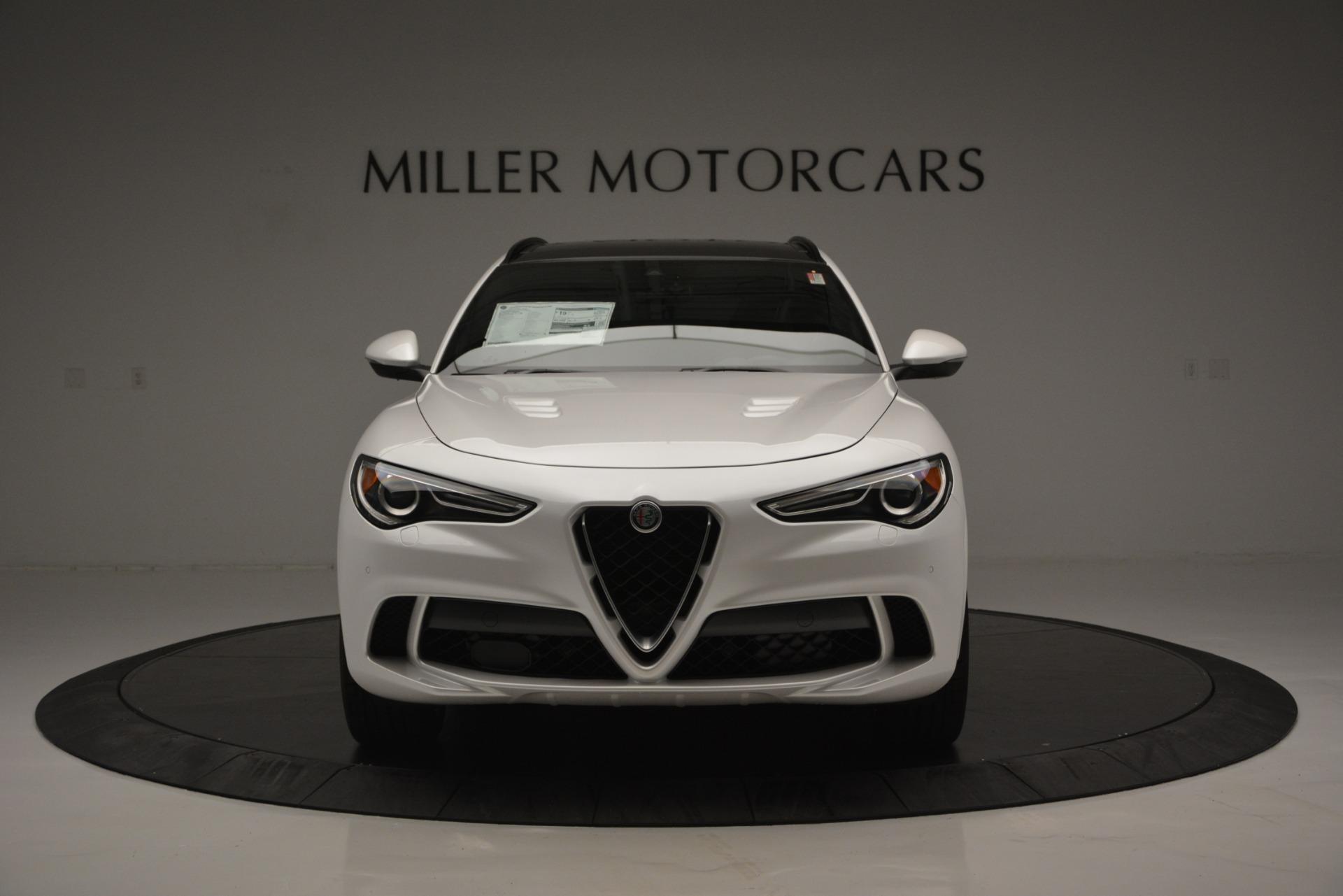 New 2018 Alfa Romeo Stelvio Quadrifoglio Quadrifoglio For Sale In Greenwich, CT. Alfa Romeo of Greenwich, LW222 2456_p16