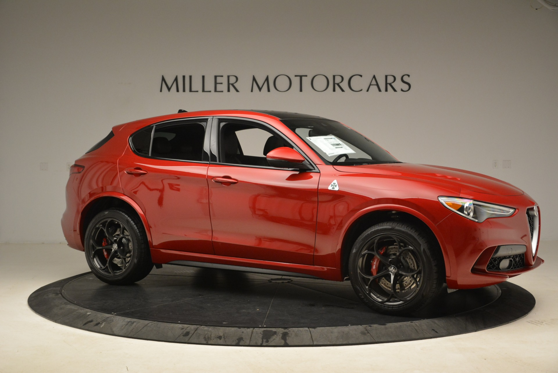 New 2018 Alfa Romeo Stelvio Quadrifoglio For Sale In Greenwich, CT. Alfa Romeo of Greenwich, L462 2459_p10