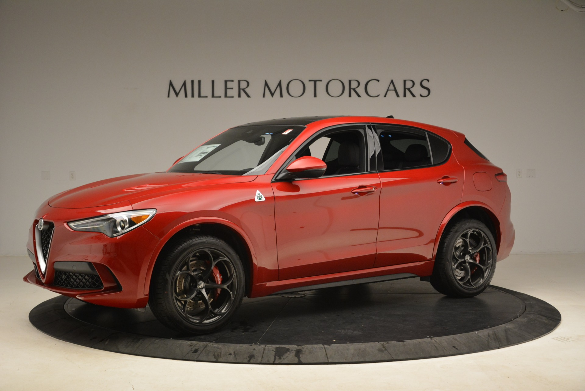 New 2018 Alfa Romeo Stelvio Quadrifoglio For Sale In Greenwich, CT. Alfa Romeo of Greenwich, L462 2459_p2